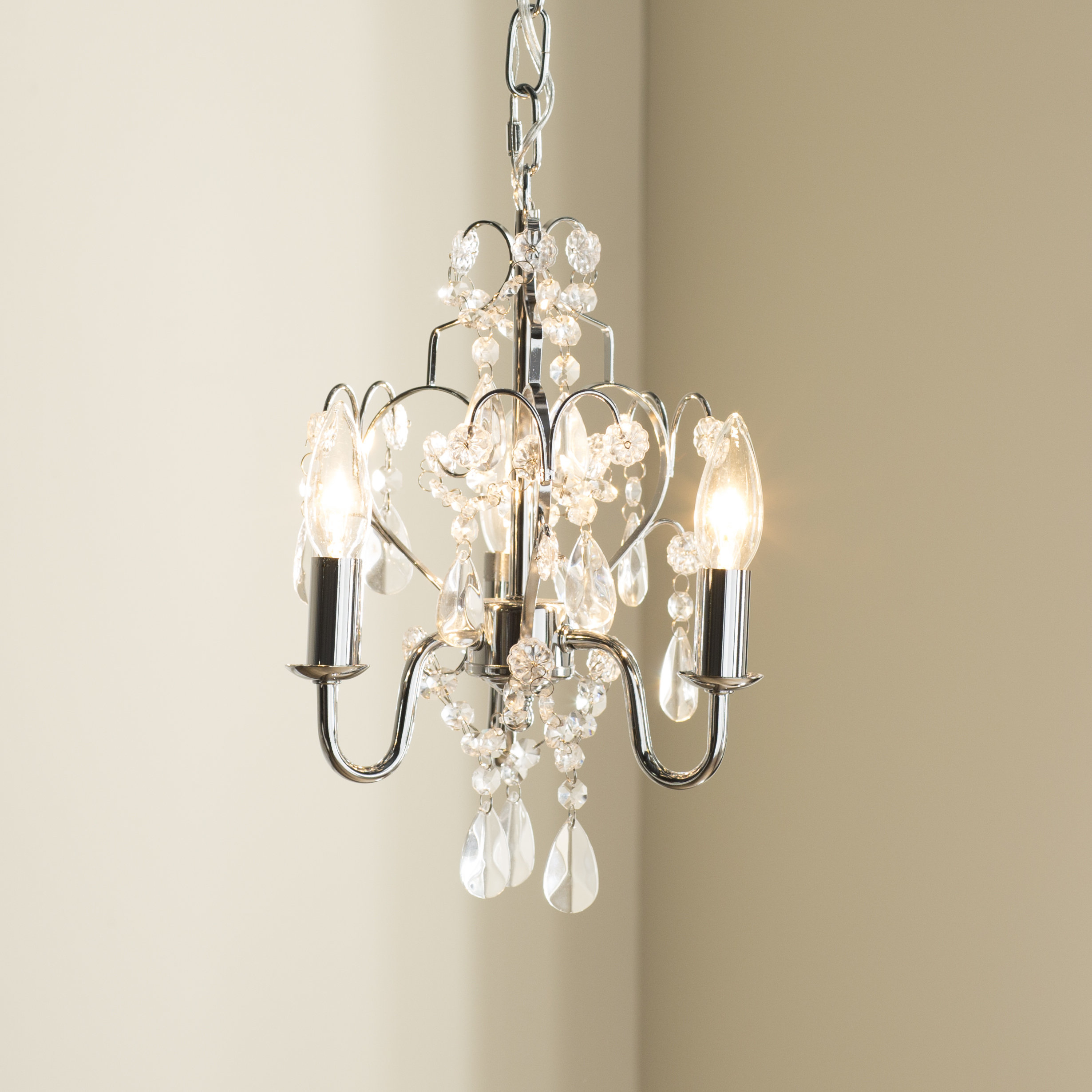 Dagnall 3 Light Candle Style Chandelier Pertaining To Aldora 4 Light Candle Style Chandeliers (Gallery 27 of 30)