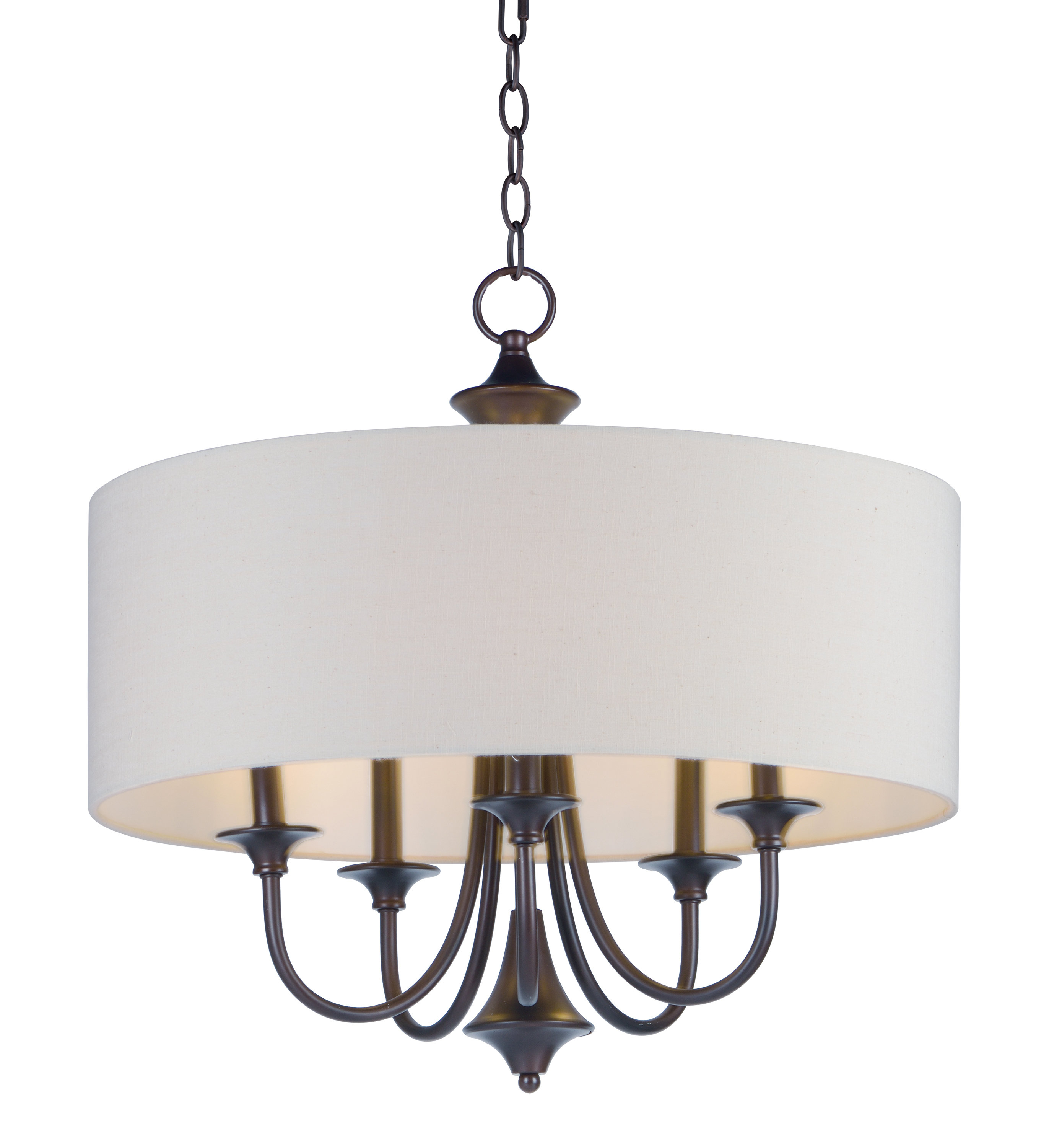 Darby Home Co Becher 5 Light Drum Chandelier With Abel 5 Light Drum Chandeliers (Gallery 6 of 30)