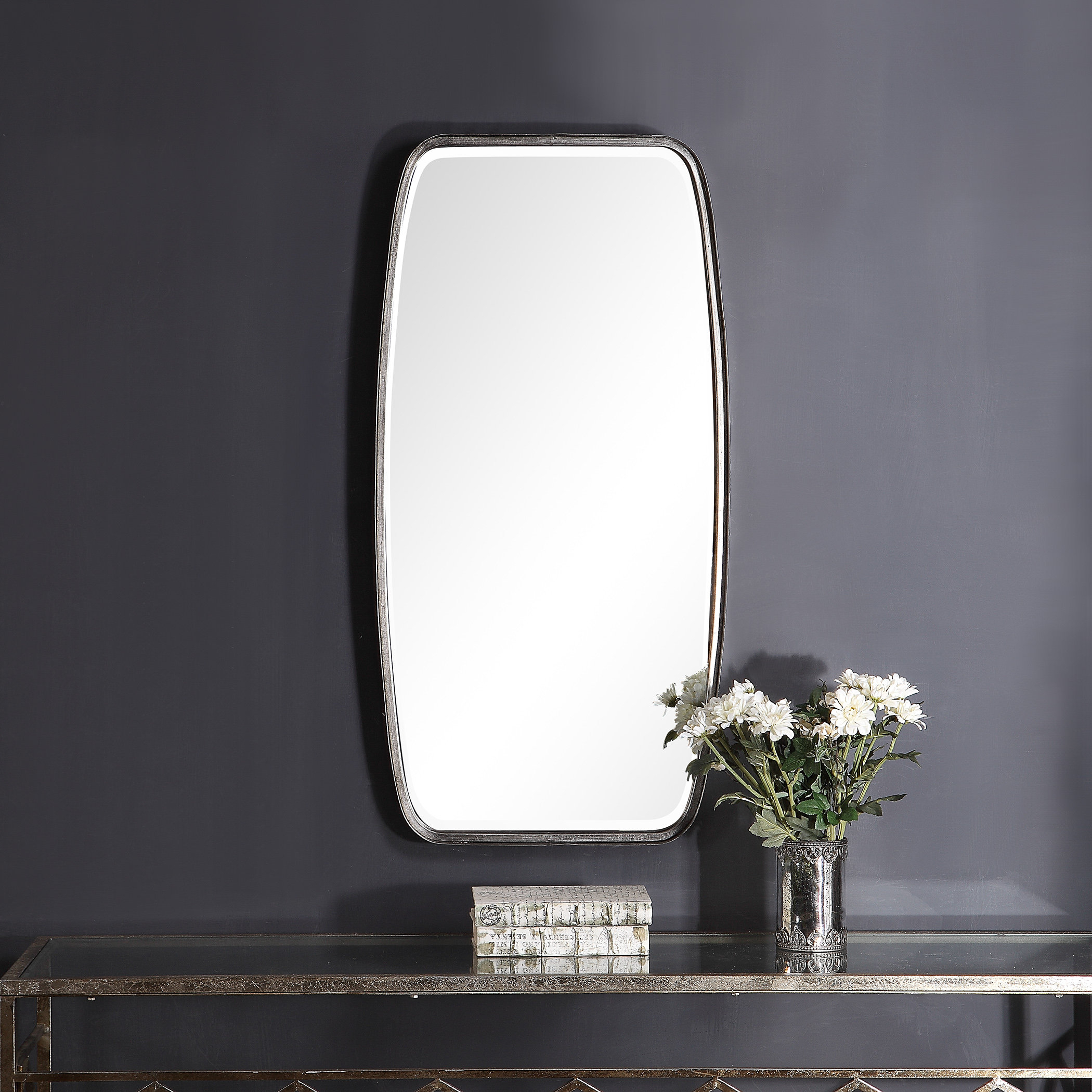 Darrius Wall Mirror Within Kayden Accent Mirrors (Gallery 17 of 30)