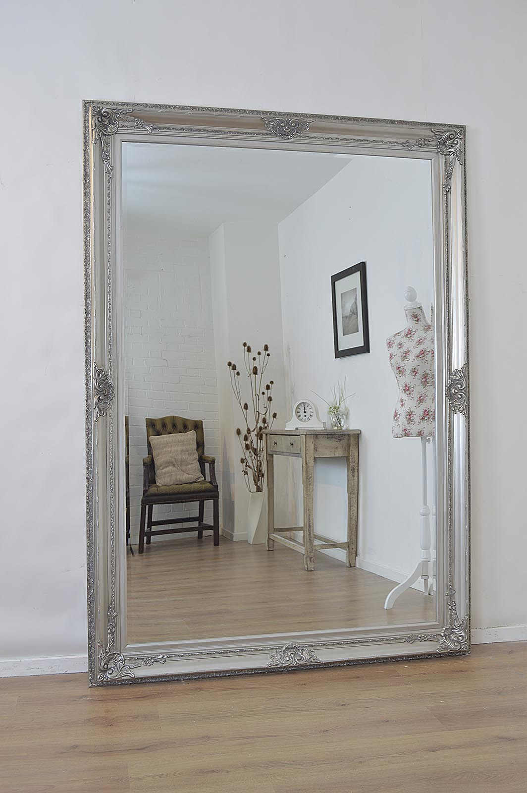 Decoration Large Mirror Bedrooms Decorate For Wall Big In Wallingford Large Frameless Wall Mirrors (View 18 of 30)