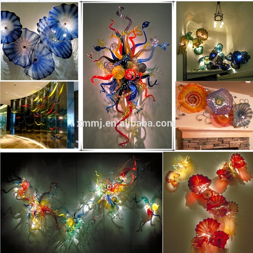 Decorative Glass Bowl Wall Art Walls Decor For The Elegant Within Vase And Bowl Wall Decor (Photo 8 of 30)