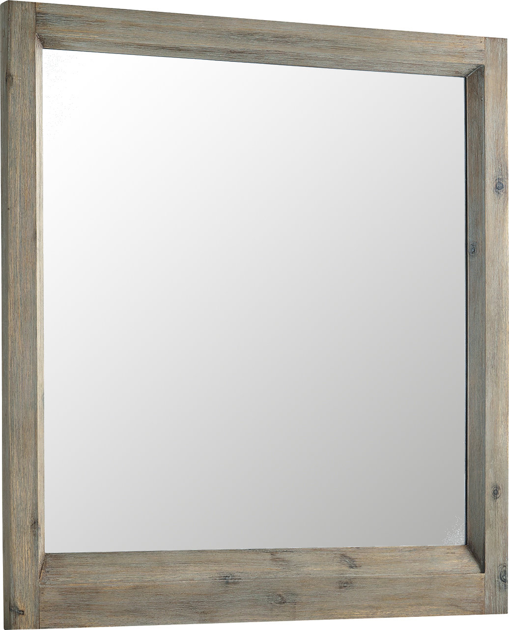Descartes Dresser Mirror Within Epinal Shabby Elegance Wall Mirrors (View 7 of 30)