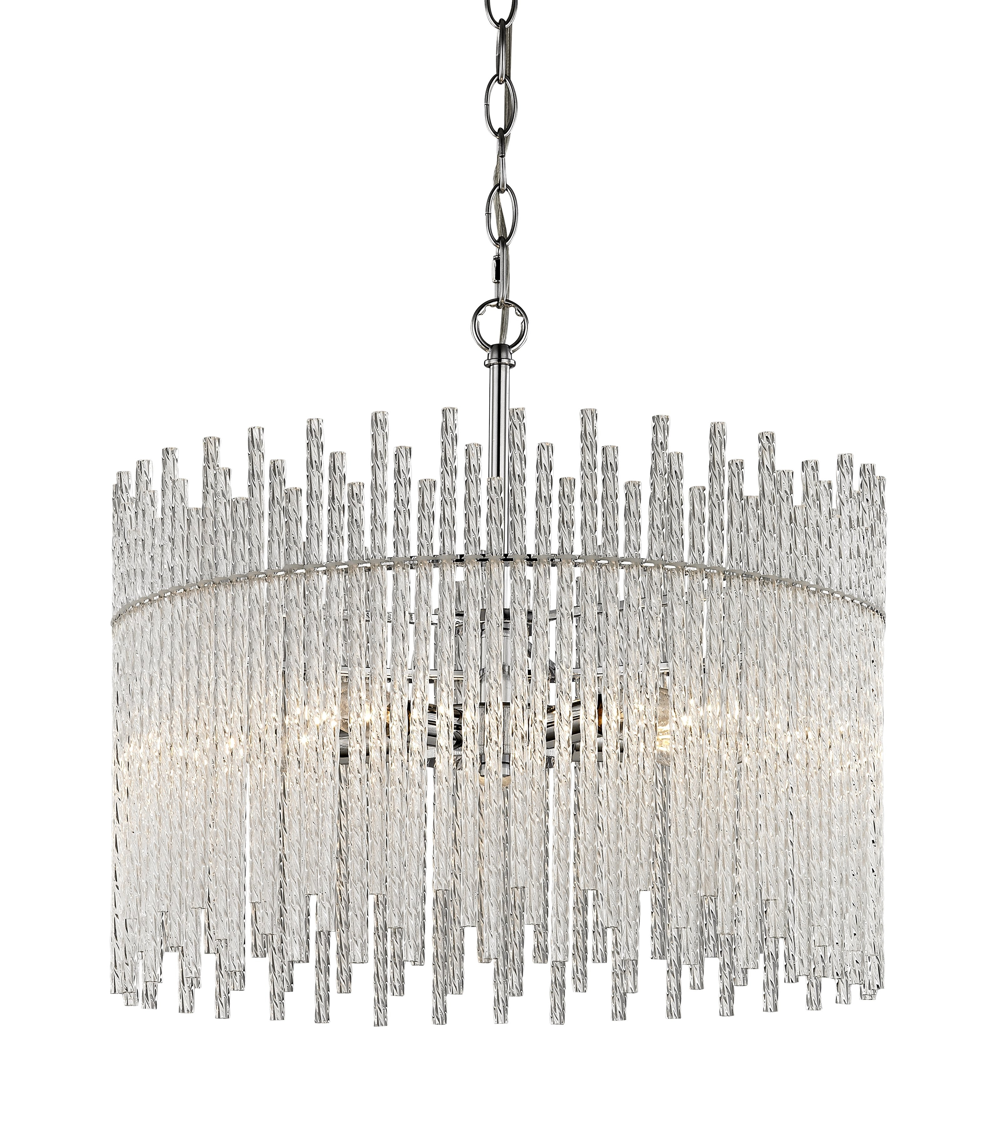 Desideria 5 Light Chandelier Intended For Benedetto 5 Light Crystal Chandeliers (Photo 2 of 30)