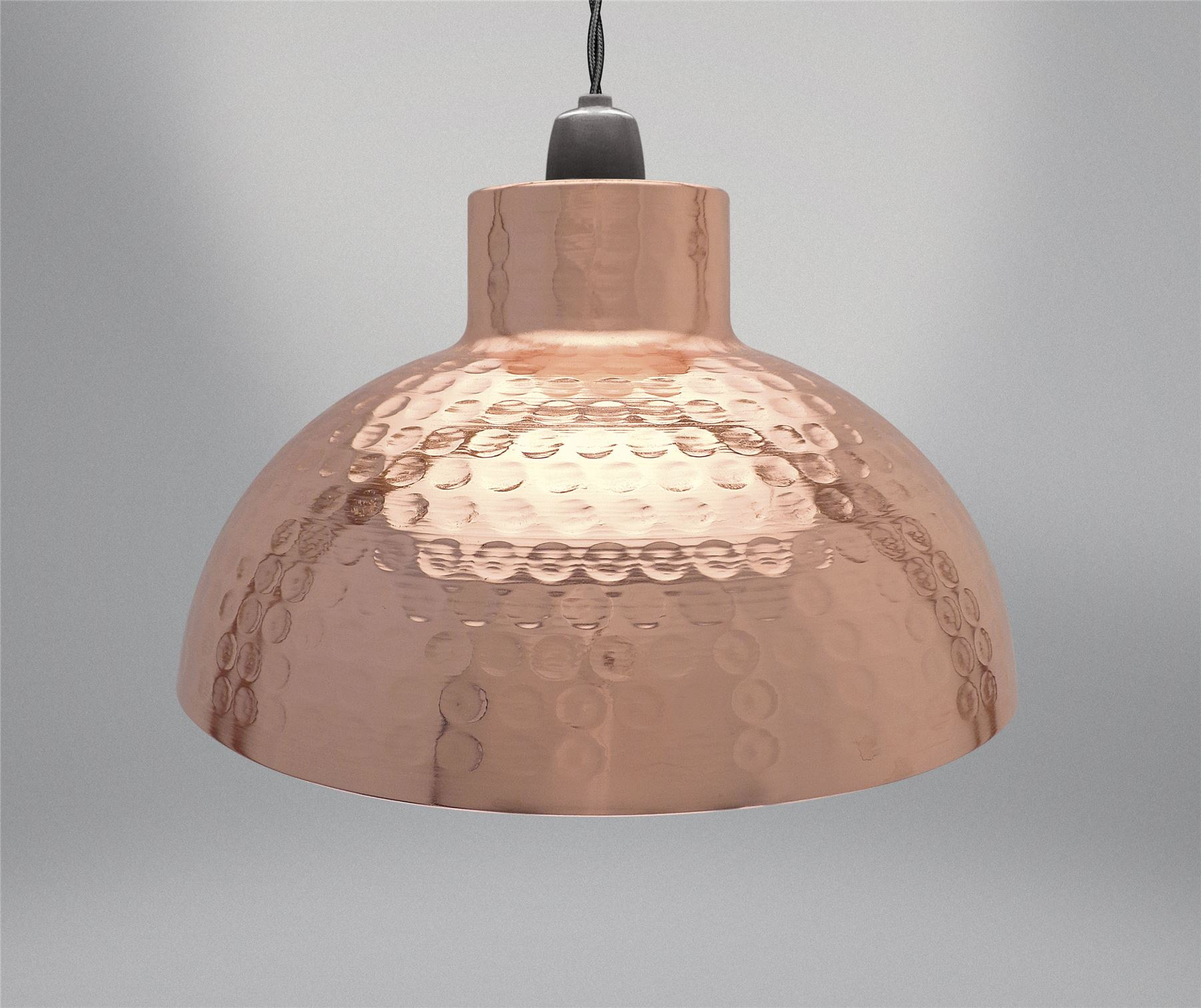 Details About Easy Fit Dome Light Fitting Pendant Light Shade, Modern  Lights Home Decor For Alayna 4 Light Shaded Chandeliers (Image 11 of 30)