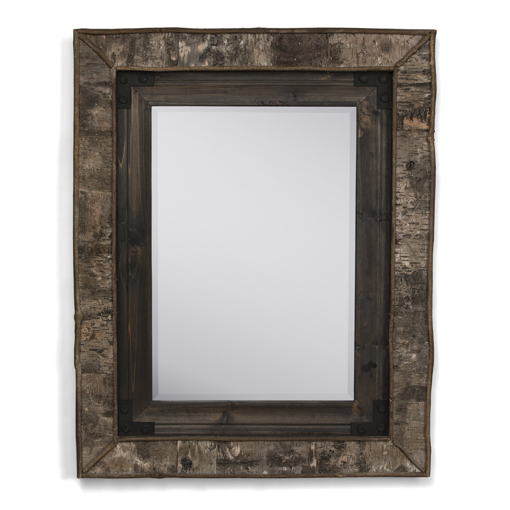 Details About Loon Peak Rectangular Accent Wall Mirror Inside Rectangle Accent Wall Mirrors (Photo 15 of 30)
