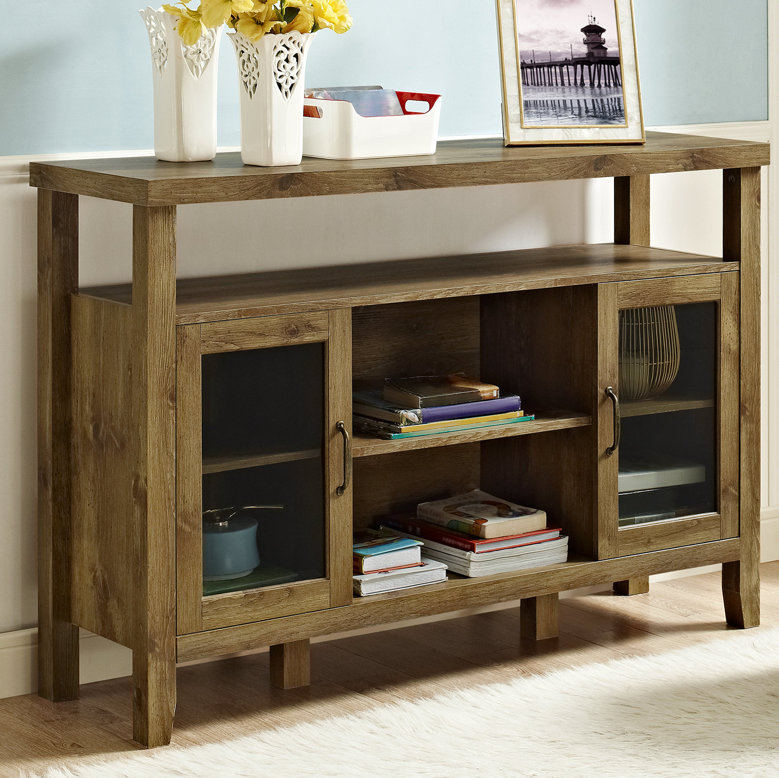 Details About Millwood Pines Stennis Buffet Table With Stennis Sideboards (Gallery 28 of 30)