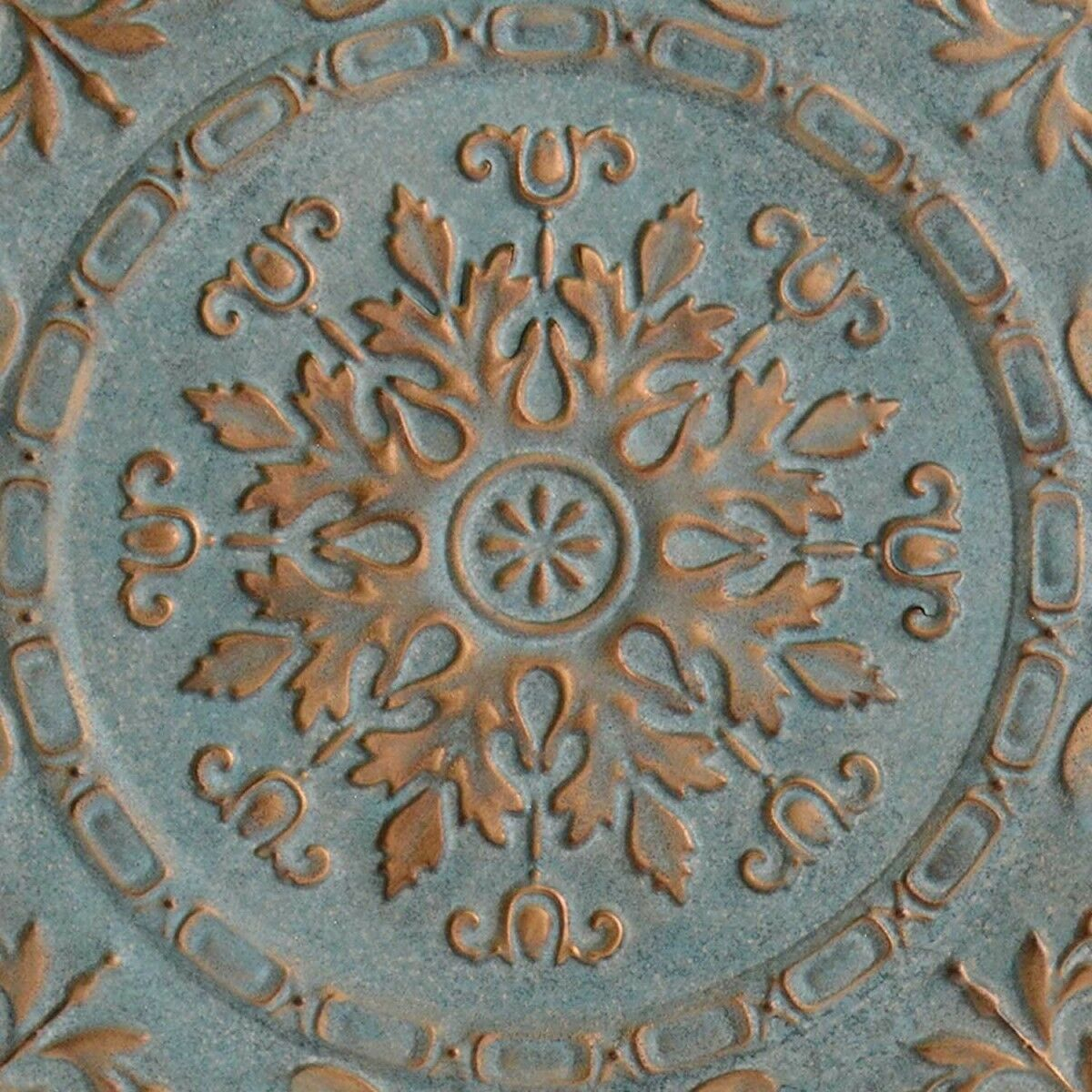 Details About Stratton Home Decor S09598 European Medallion Wall Decor Blue throughout European Medallion Wall Decor (Image 7 of 30)