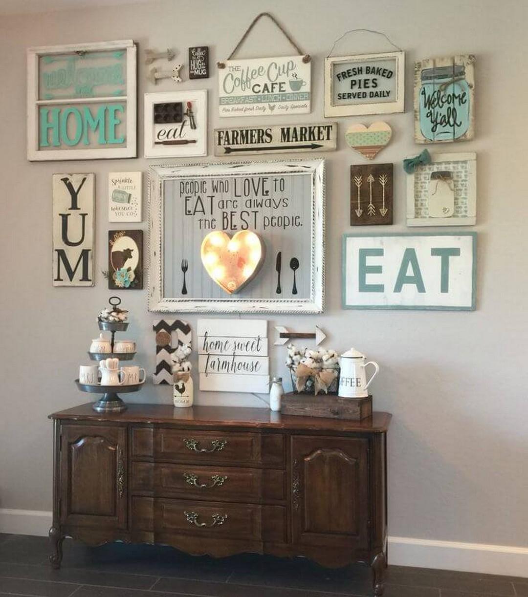Diy Farmhouse Living Room Wall Decor – Goodnewsarchitecture Inside Eat Rustic Farmhouse Wood Wall Decor (Gallery 29 of 30)