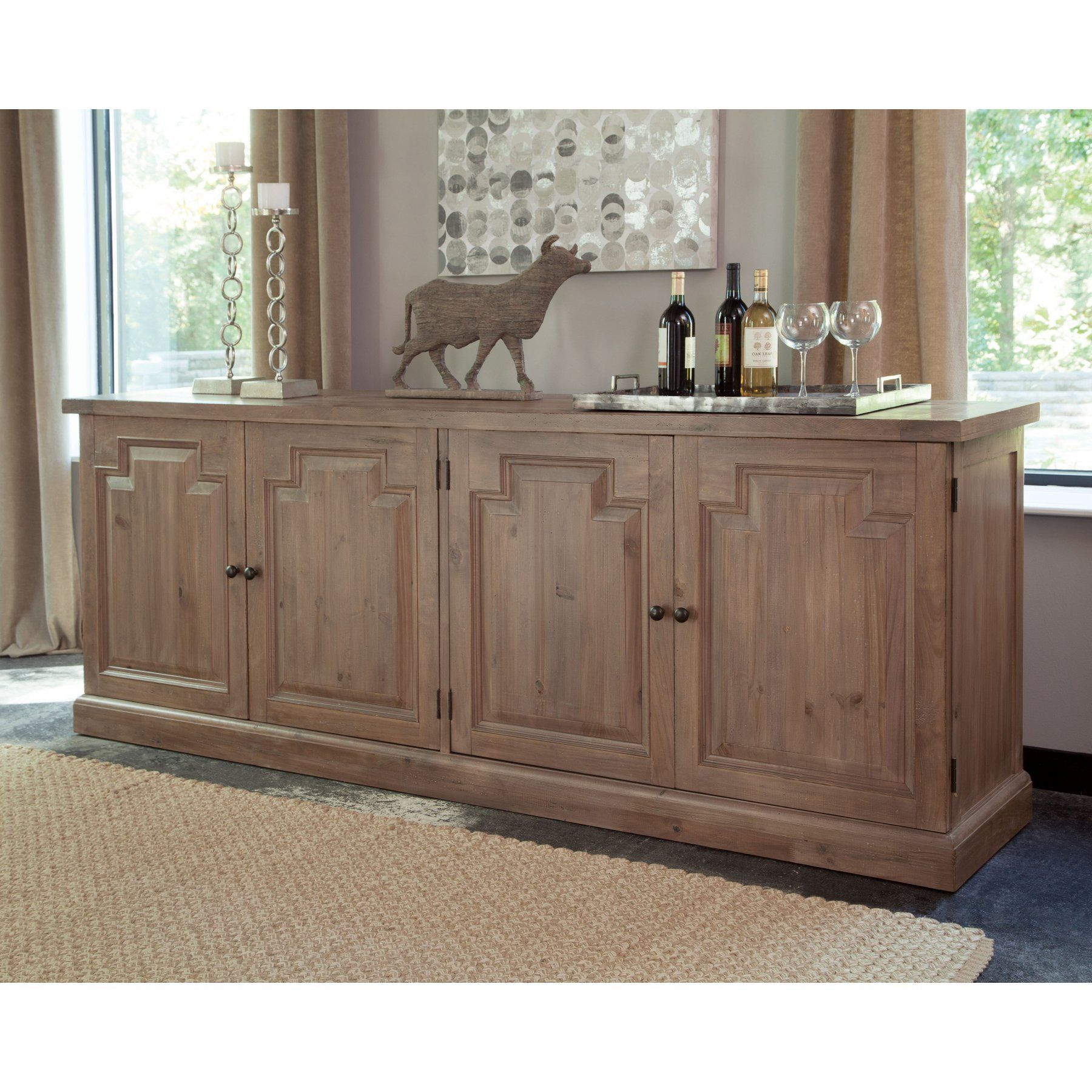 Donny Osmond Home Florence Dining Sideboard – 180205 With Stillwater Sideboards (Gallery 27 of 30)