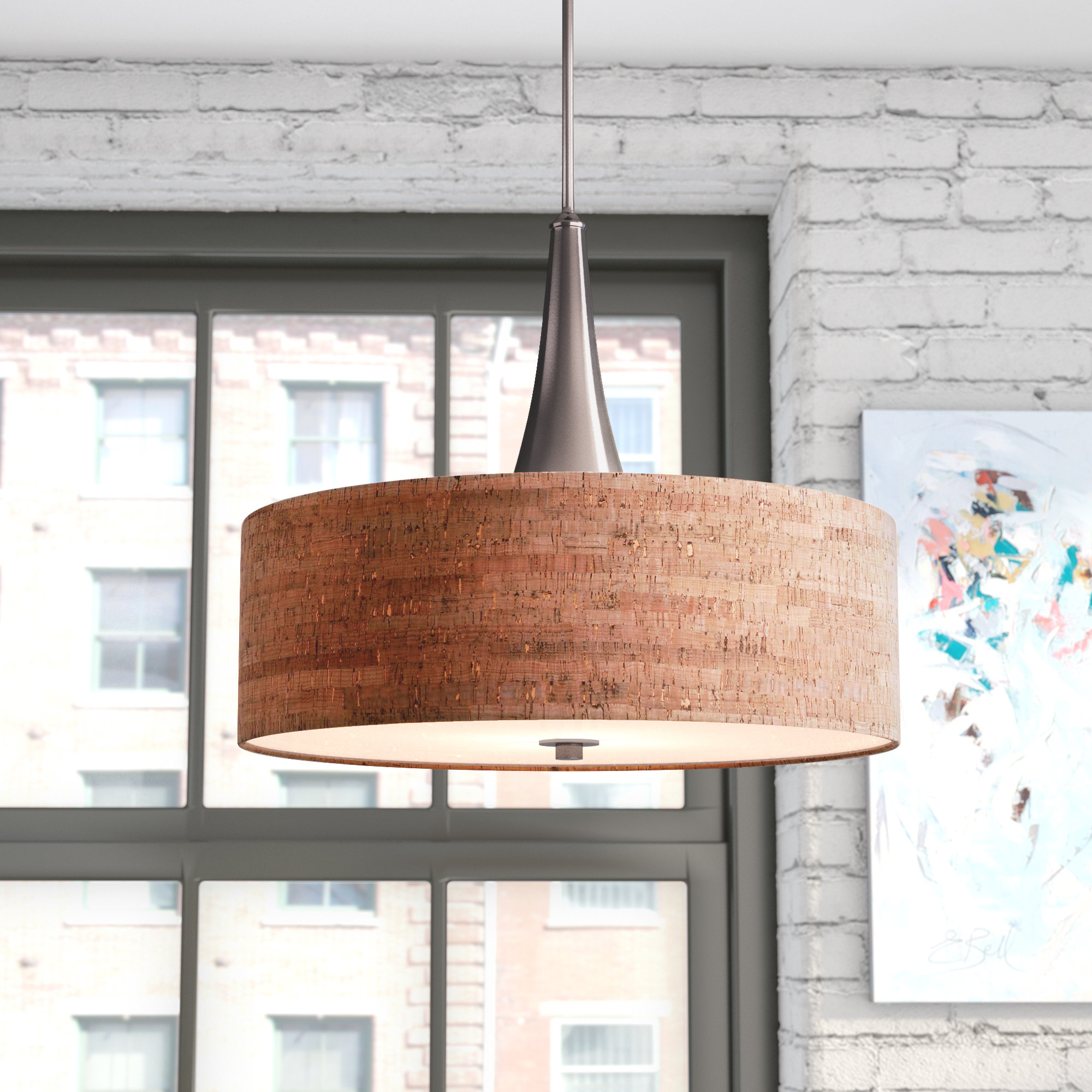 Drum Chandeliers Sale   Up To 65% Off Until September 30Th In Breithaup 4 Light Drum Chandeliers (Photo 26 of 30)