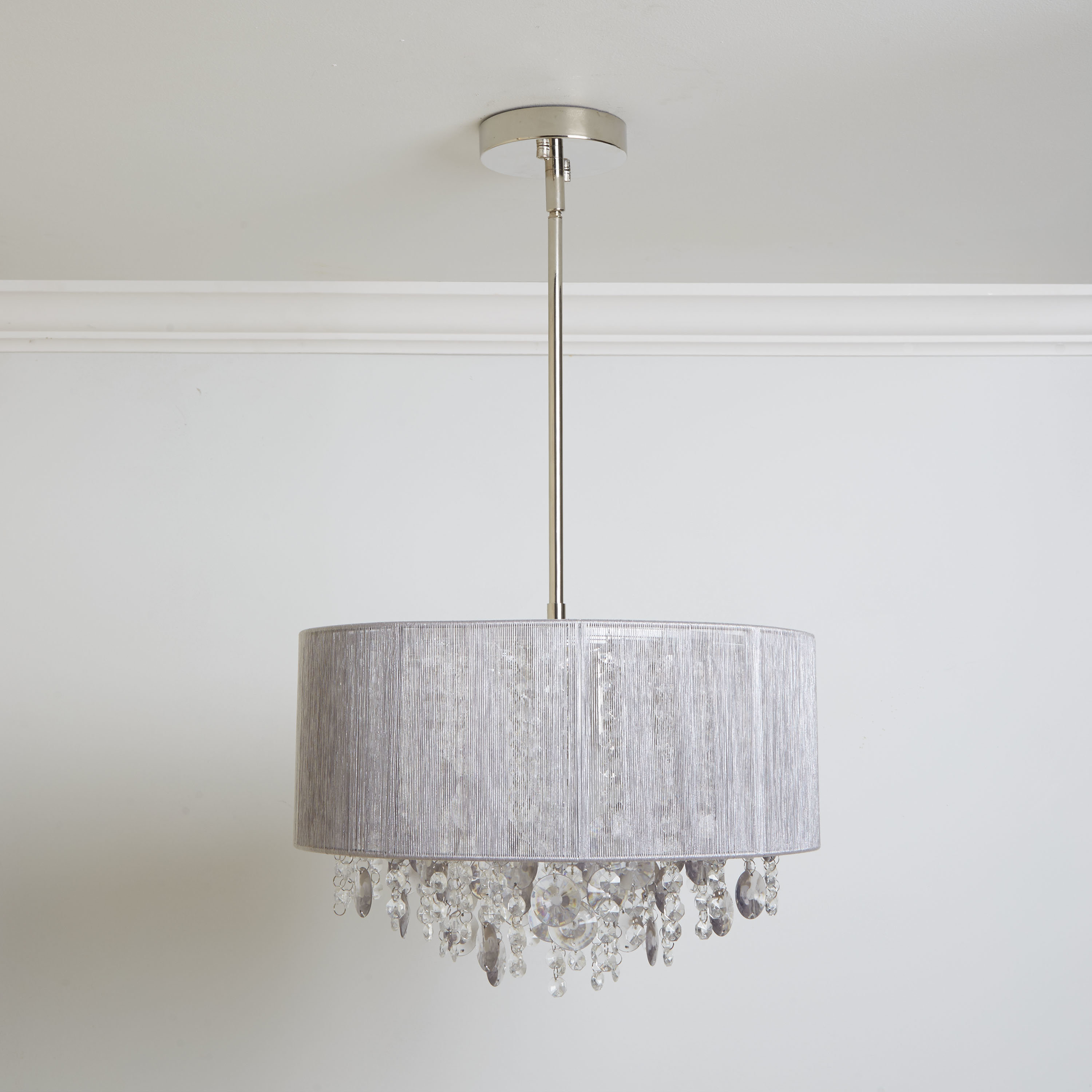 Drum Pendant Lighting You'll Love In 2019 | Wayfair Inside Willems 1 Light Single Drum Pendants (Photo 5 of 30)