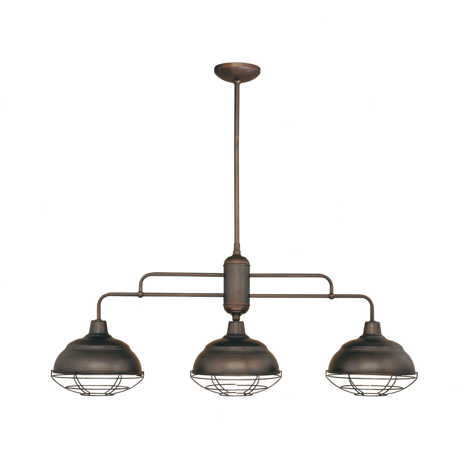 Dunson 3 Light Kitchen Island Pendant For Dunson 3 Light Kitchen Island Pendants (Gallery 2 of 30)
