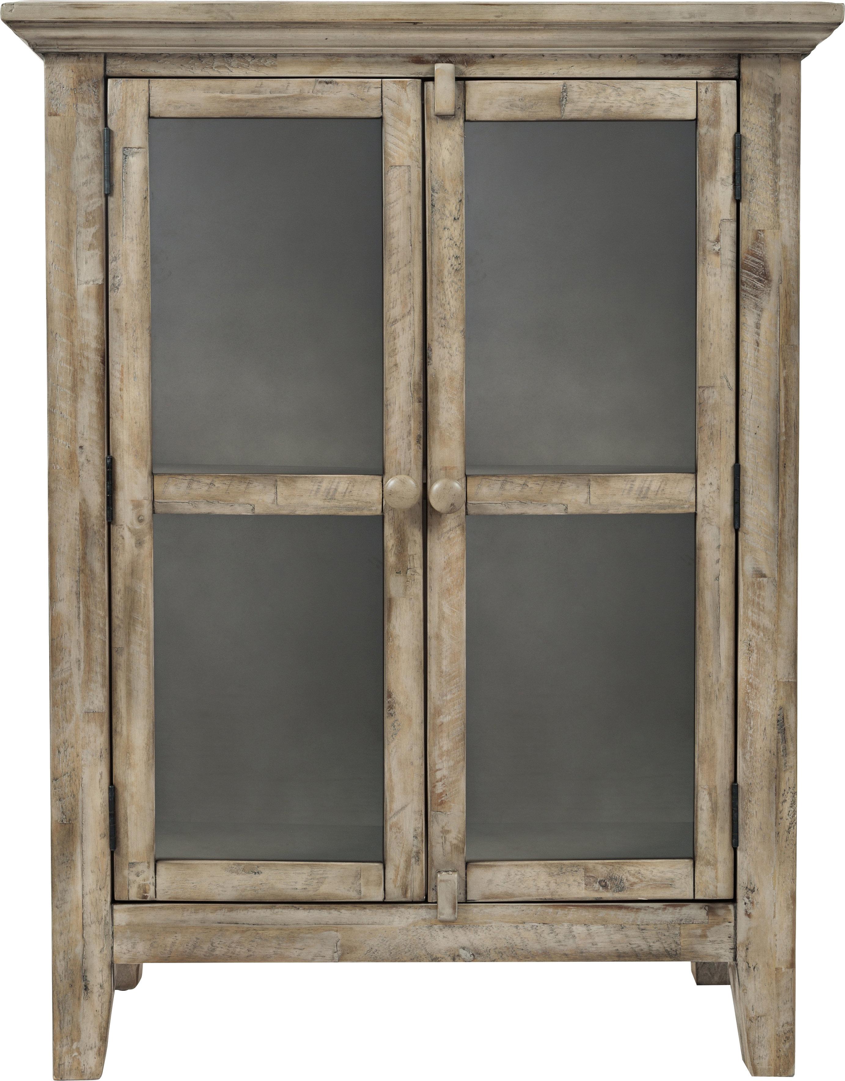 Eau Claire 2 Door Accent Cabinet for Eau Claire 6 Door Accent Cabinets (Image 6 of 30)