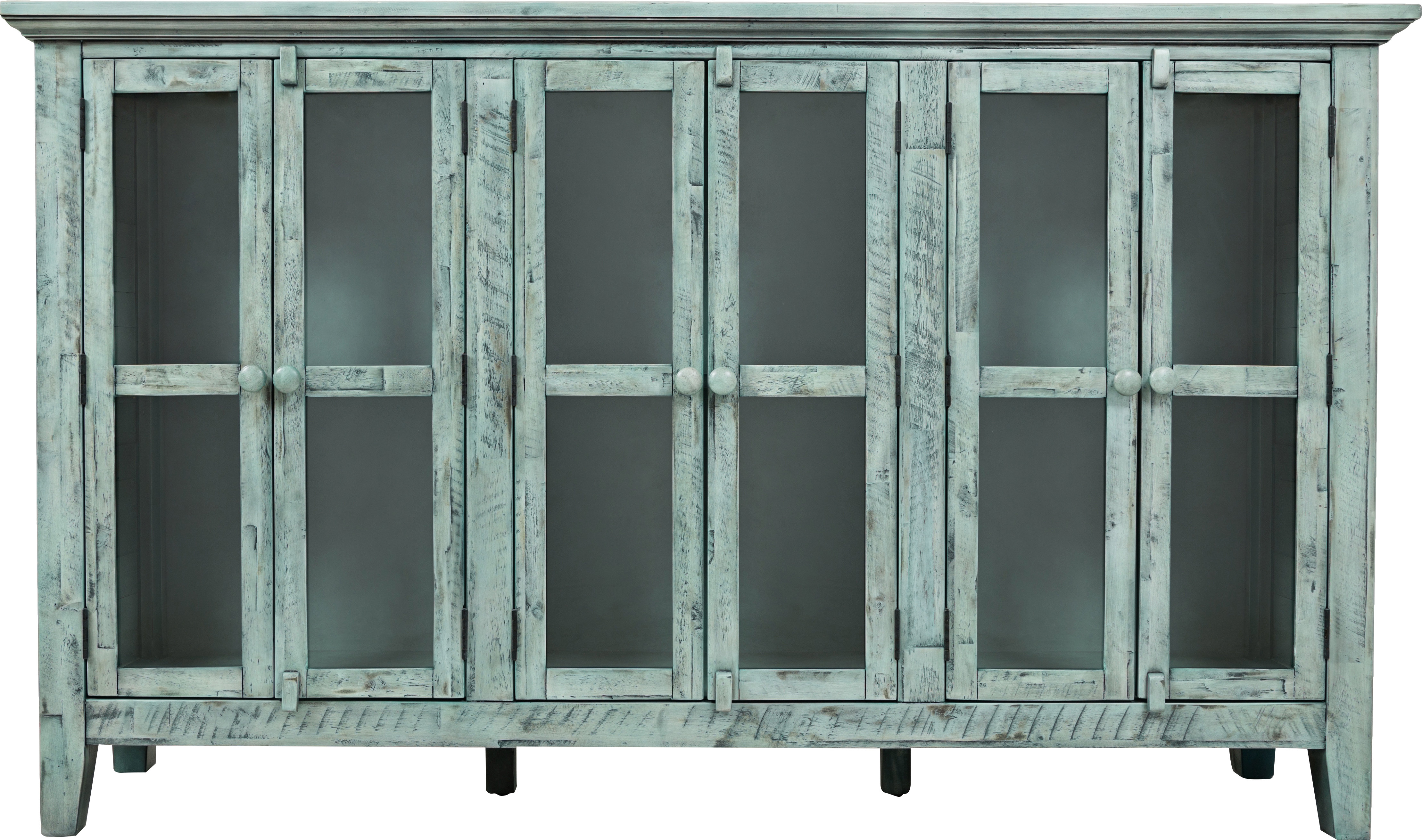 Eau Claire 6 Door Accent Cabinet with regard to Eau Claire 6 Door Accent Cabinets (Image 16 of 30)