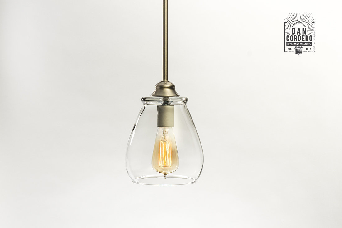 Edison Pendant Light Fixture | Edison Bulb | Pendant | Kitchen Light | Pendant Light | Edison Light Bulb | Pear With Demi 1 Light Globe Pendants (Gallery 29 of 30)