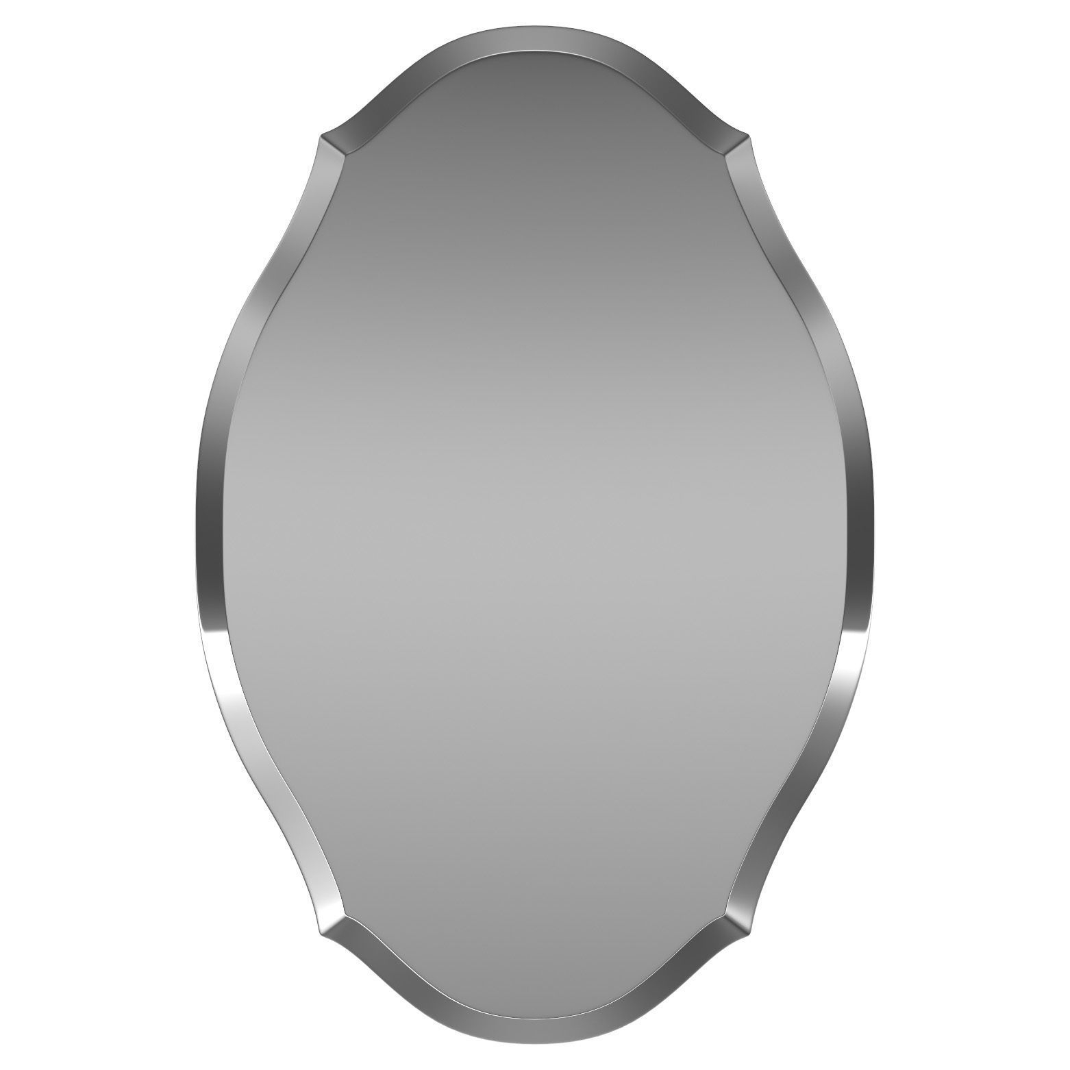 Egor Accent Mirror Wrlo7860 | 3D Model Within Egor Accent Mirrors (Photo 2 of 30)