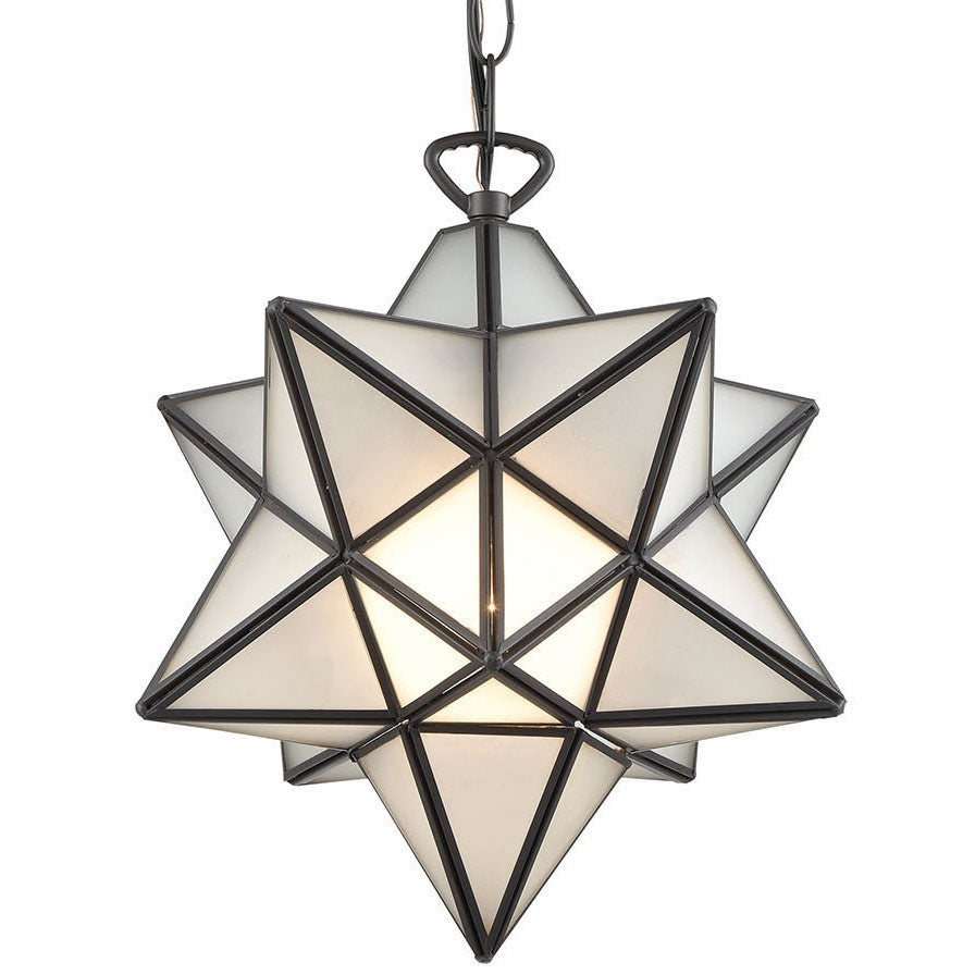 "Elk Home 1145 021 Moravian Star Single Light 12"" Wide Pendant – With Regard To 1 Light Single Star Pendants (View 14 of 30)"