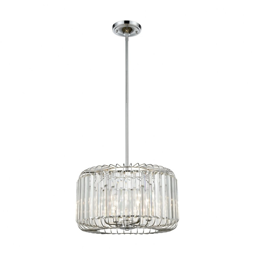 Elk Lighting – Quality Pendants And Chandeliers | Louie Lighting Within Armande Candle Style Chandeliers (Image 19 of 30)