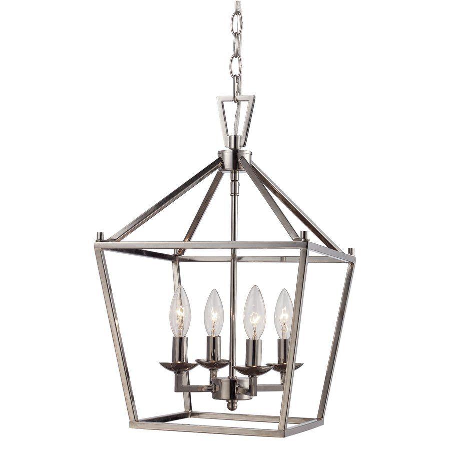Emme 4 Light Foyer Pendant $79.99 | Lighting | Lantern With Regard To Finnick 4 Light Foyer Pendants (Photo 8 of 30)