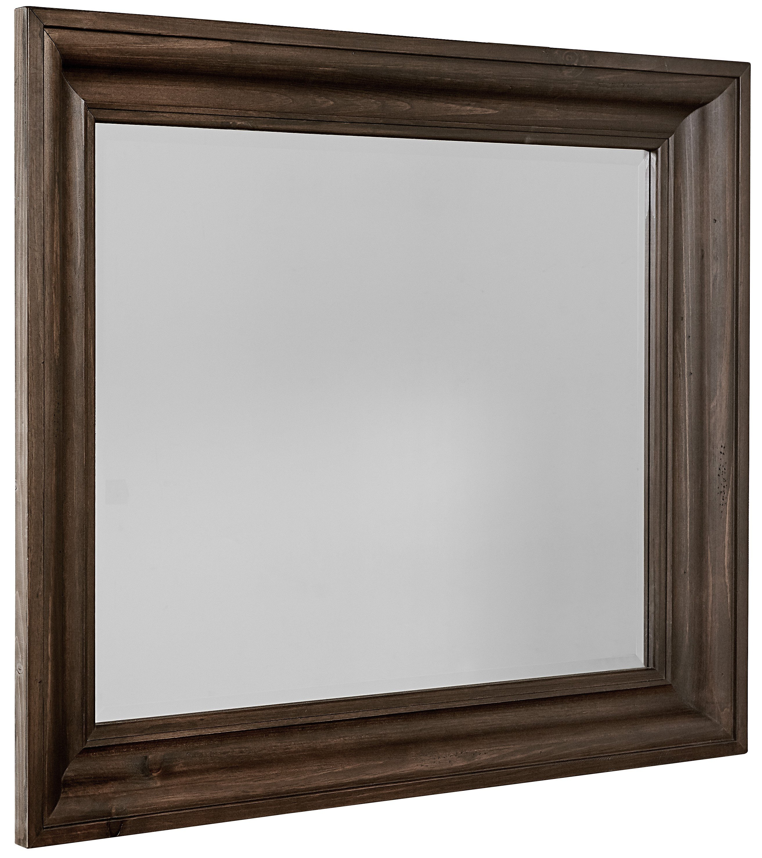 Erving Shadowbox Rectangular Dresser Mirror With Beveled Glass for Bartolo Accent Mirrors (Image 14 of 30)