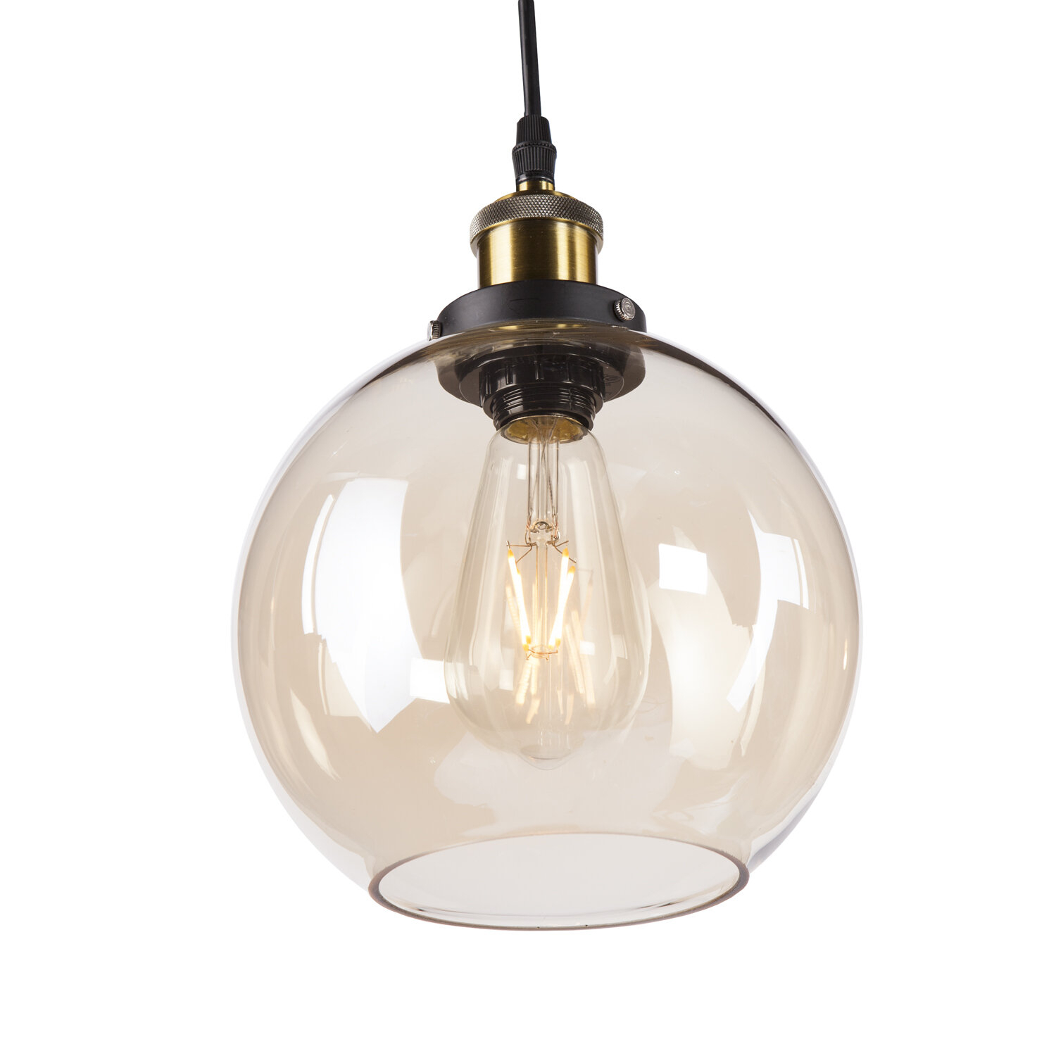 Etienne 1 Light Globe Pendant Pertaining To Betsy 1 Light Single Globe Pendants (View 19 of 30)