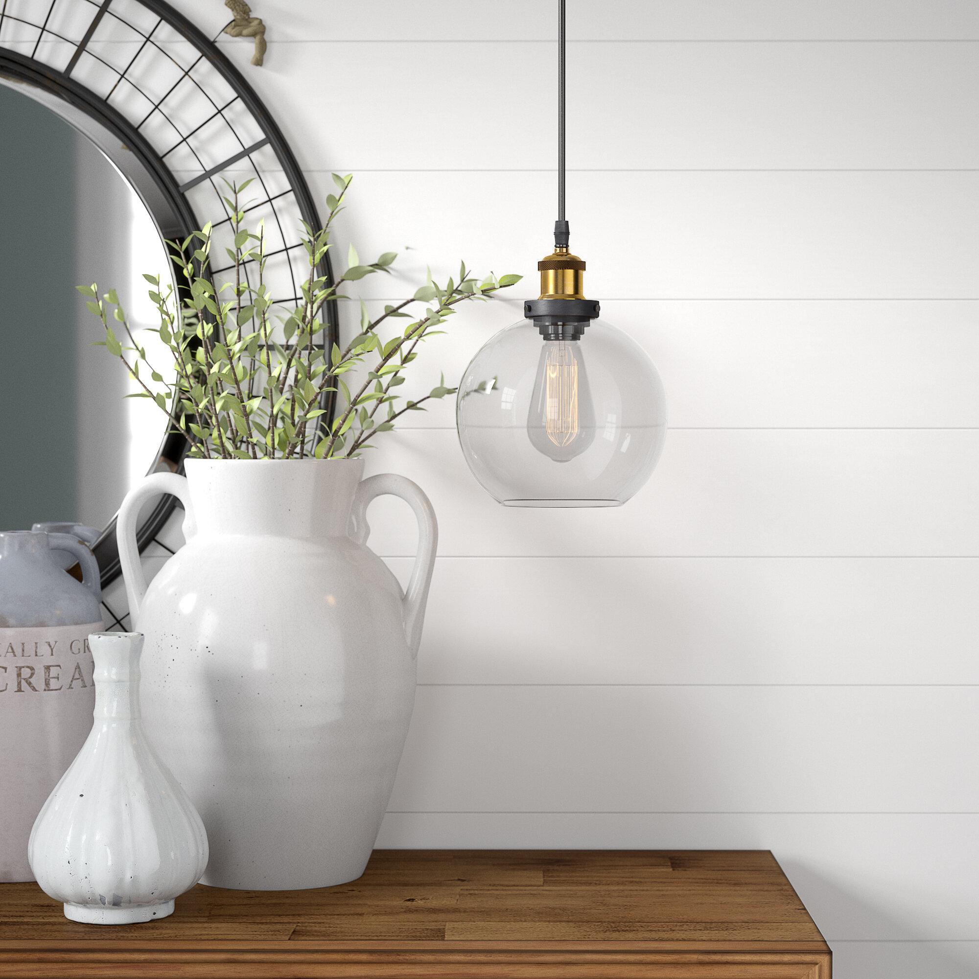 Etienne 1 Light Globe Pendant Pertaining To Helina 1 Light Pendants (Gallery 24 of 30)