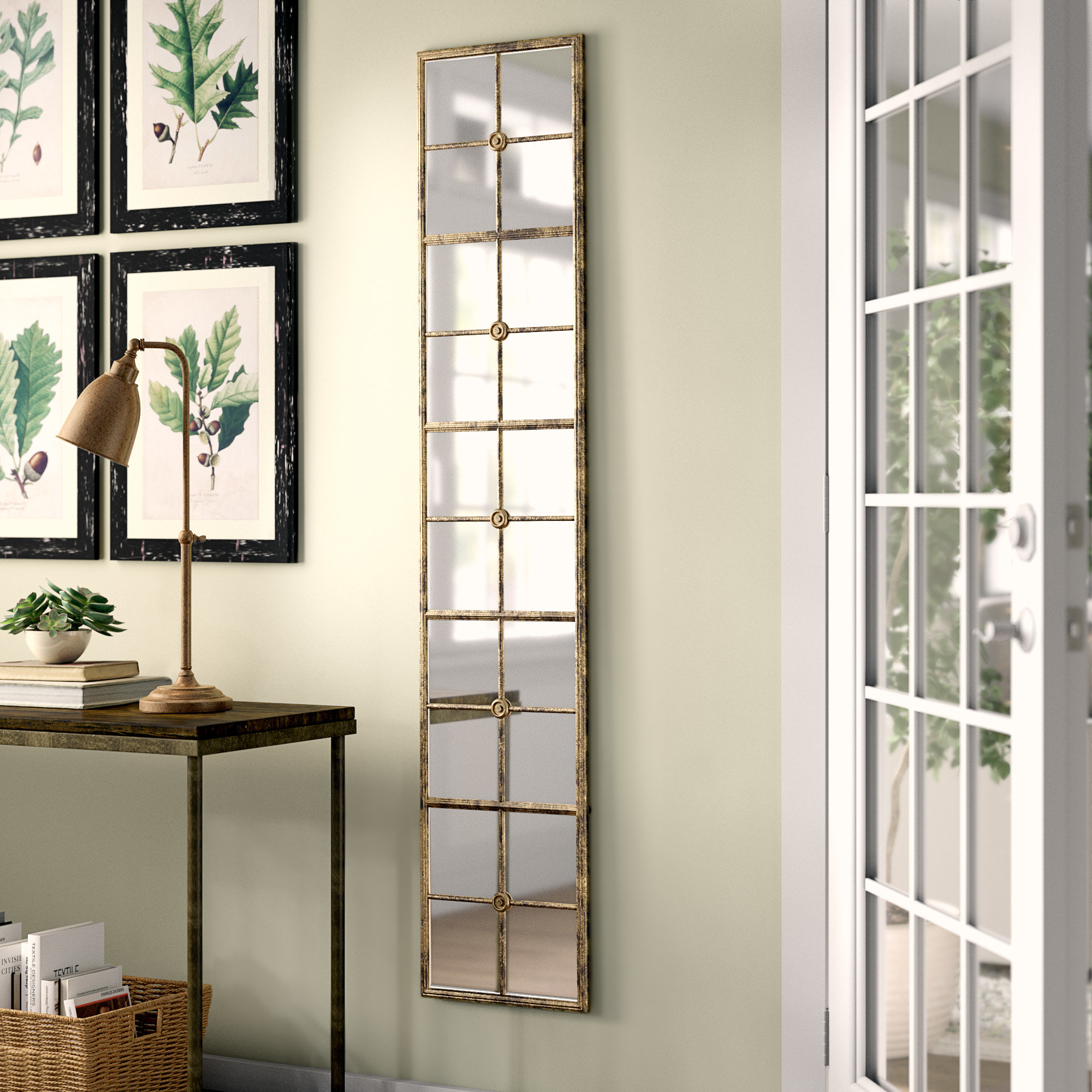Exciting Full Wall Mirror Design Wardrobe Disney Plans For for Colton Modern & Contemporary Wall Mirrors (Image 14 of 30)