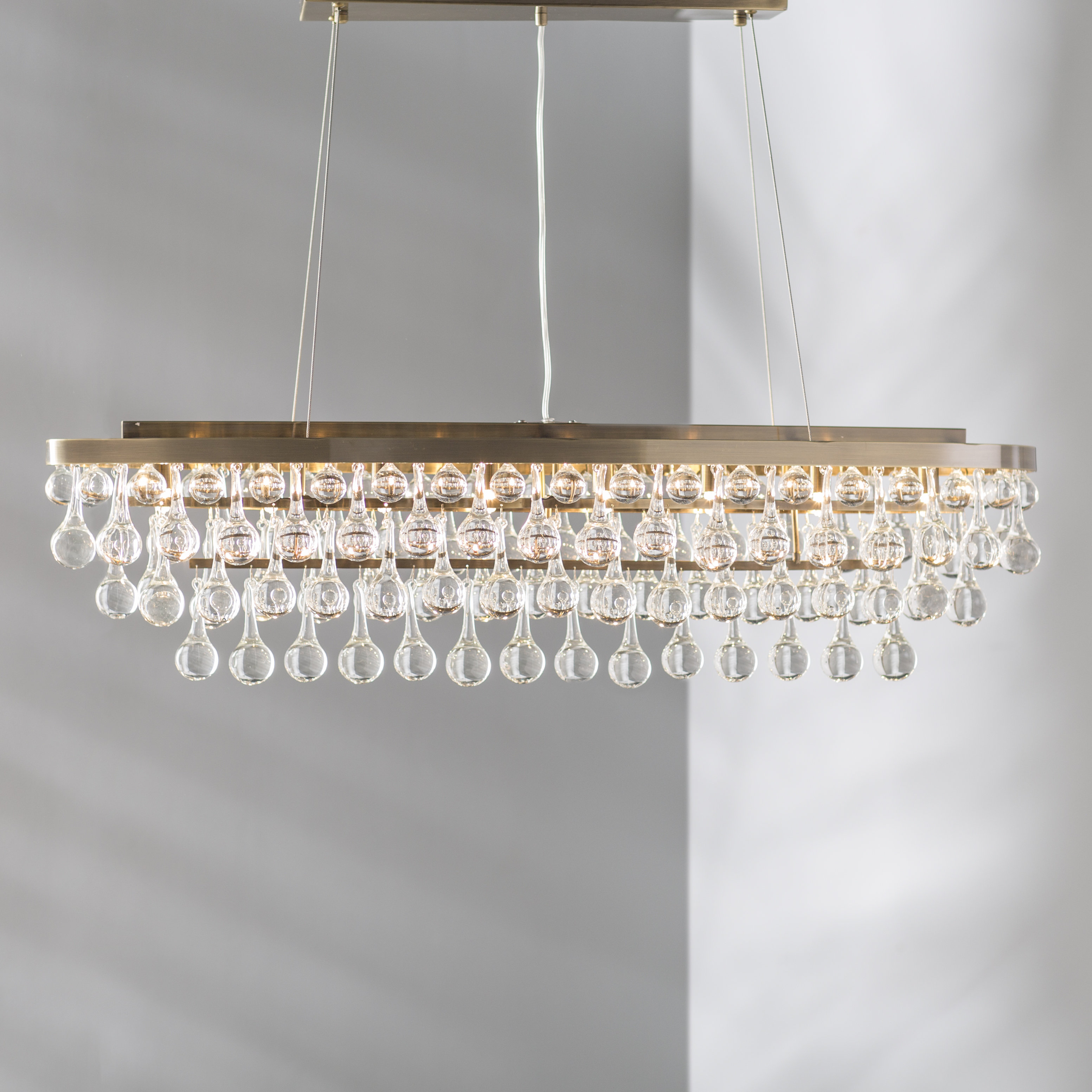 Fabrice 8 Light Crystal Chandelier Throughout Gracelyn 8 Light Kitchen Island Pendants (View 22 of 30)