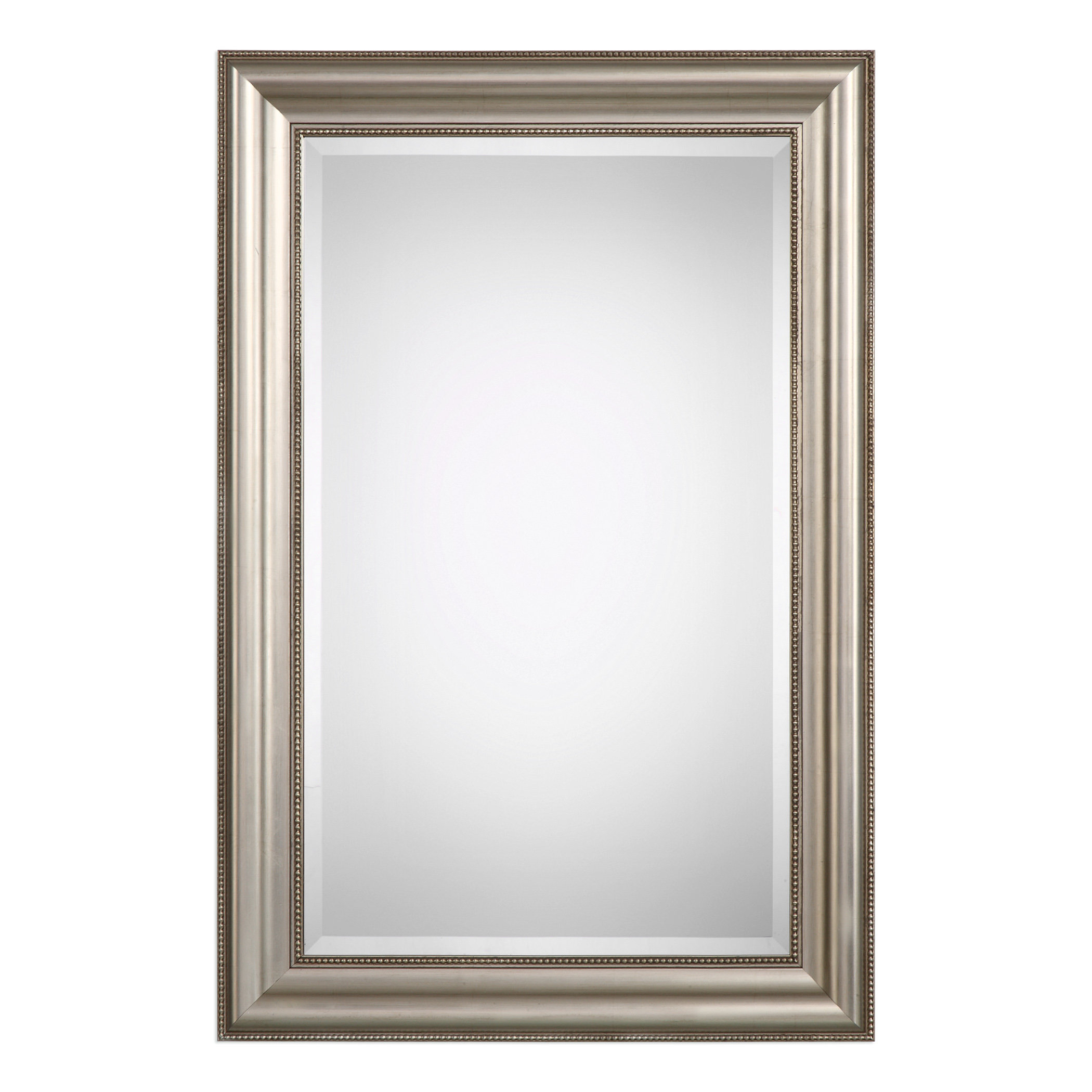 Farmhouse Mirrors | Birch Lane For Beaded Accent Wall Mirrors (View 9 of 30)