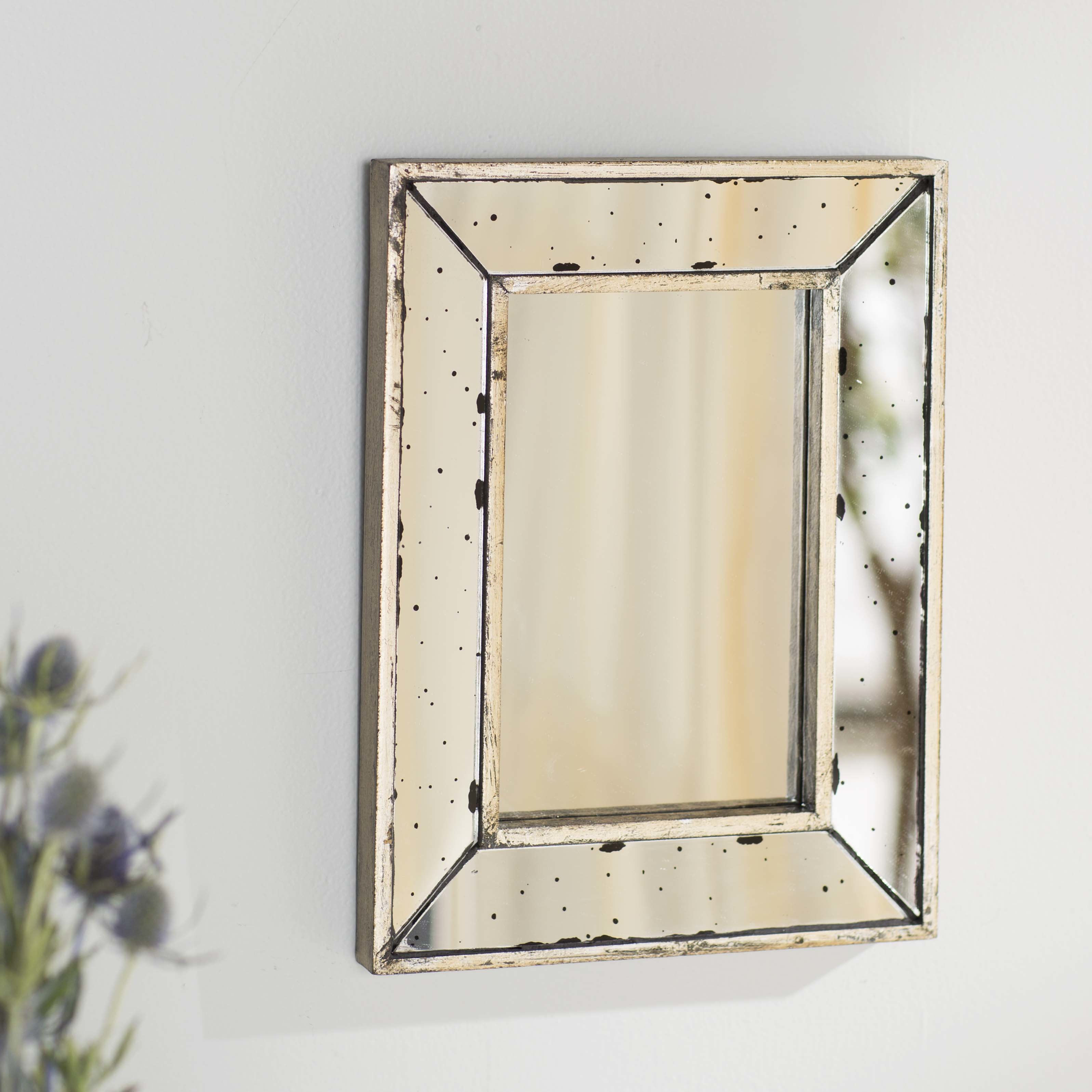 Farmhouse & Rustic Lark Manor Wall & Accent Mirrors | Birch Lane For Polito Cottage/country Wall Mirrors (Image 6 of 30)