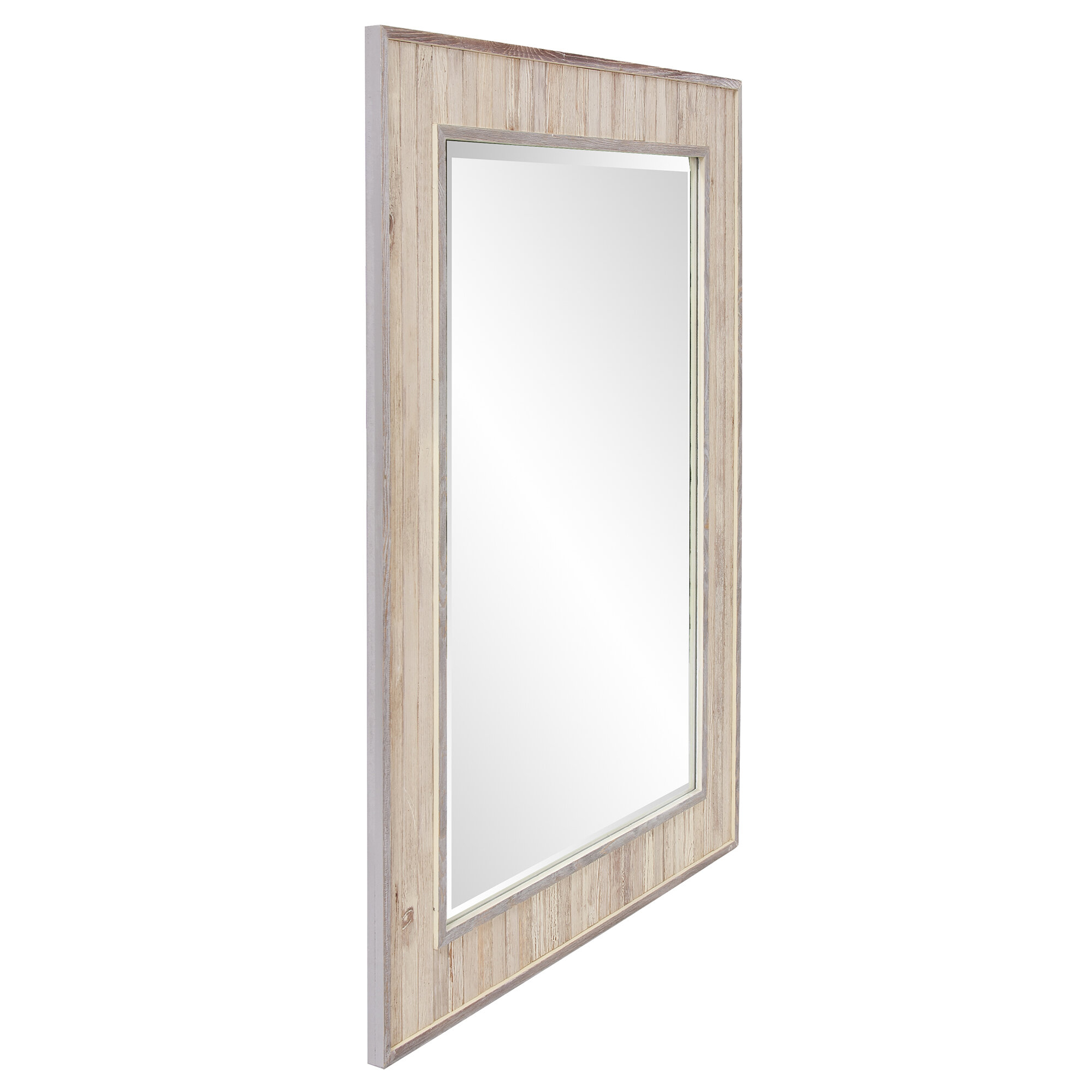 Farmhouse & Rustic Rosecliff Heights Wall & Accent Mirrors Throughout Deniece Sunburst Round Wall Mirrors (View 11 of 30)