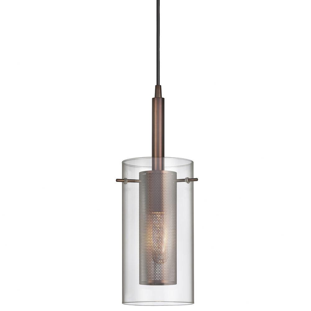 Fennia 1-Light Cylinder Pendant for Fennia 1-Light Single Cylinder Pendants (Image 12 of 30)