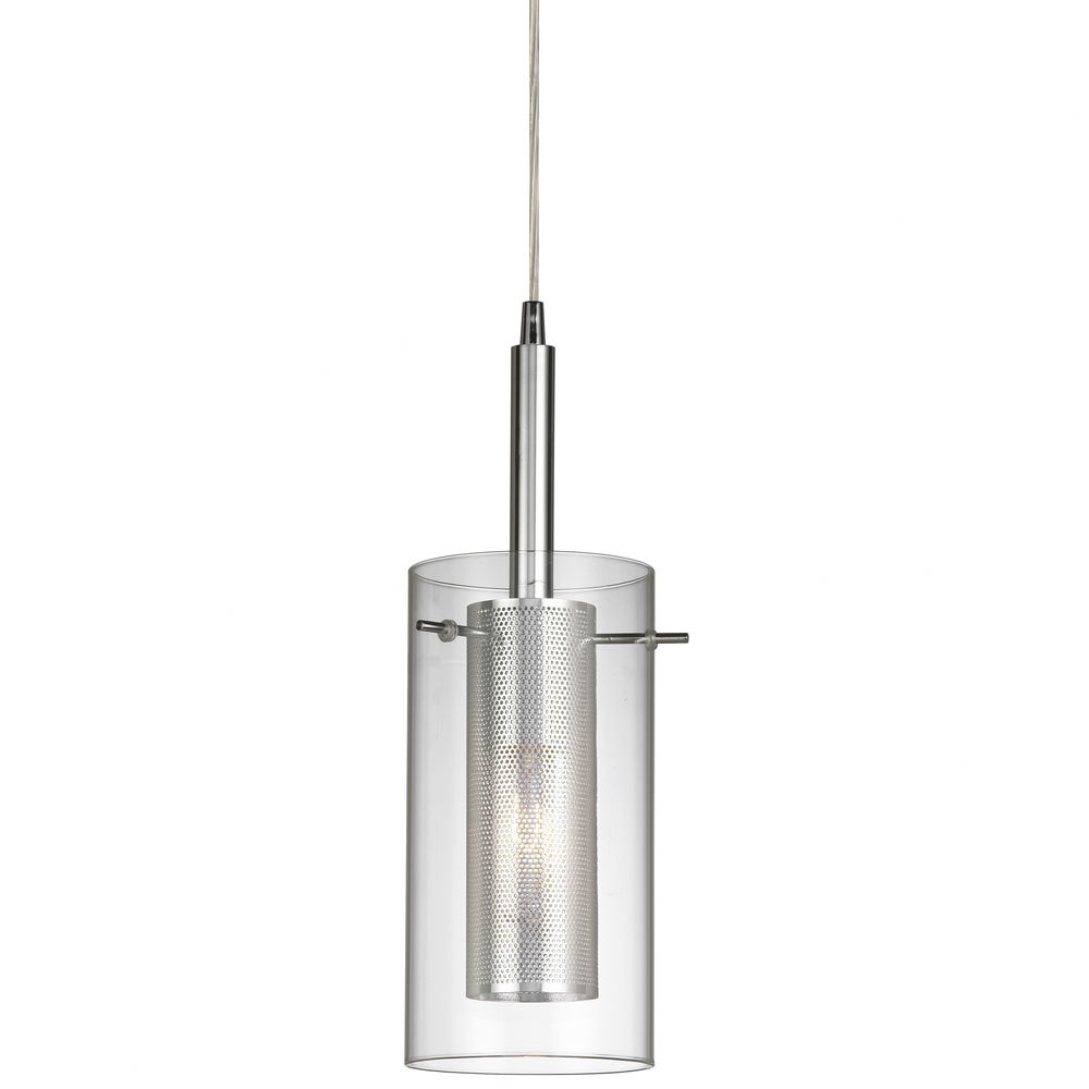 Fennia 1-Light Cylinder Pendant for Fennia 1-Light Single Cylinder Pendants (Image 11 of 30)