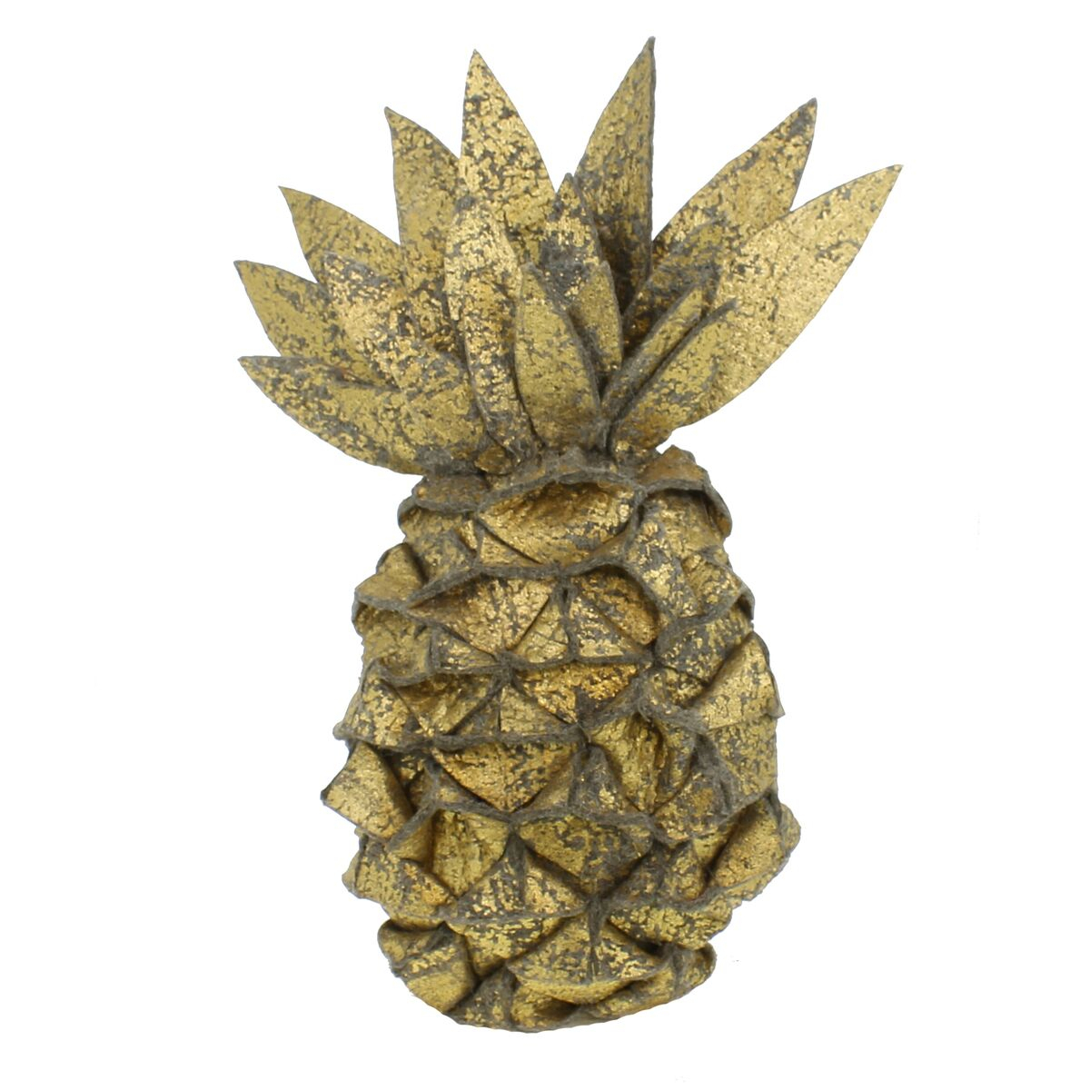 Fiona Walker Felt Pineapple Wall Decor Gold Intended For Pineapple Wall Decor (View 12 of 30)