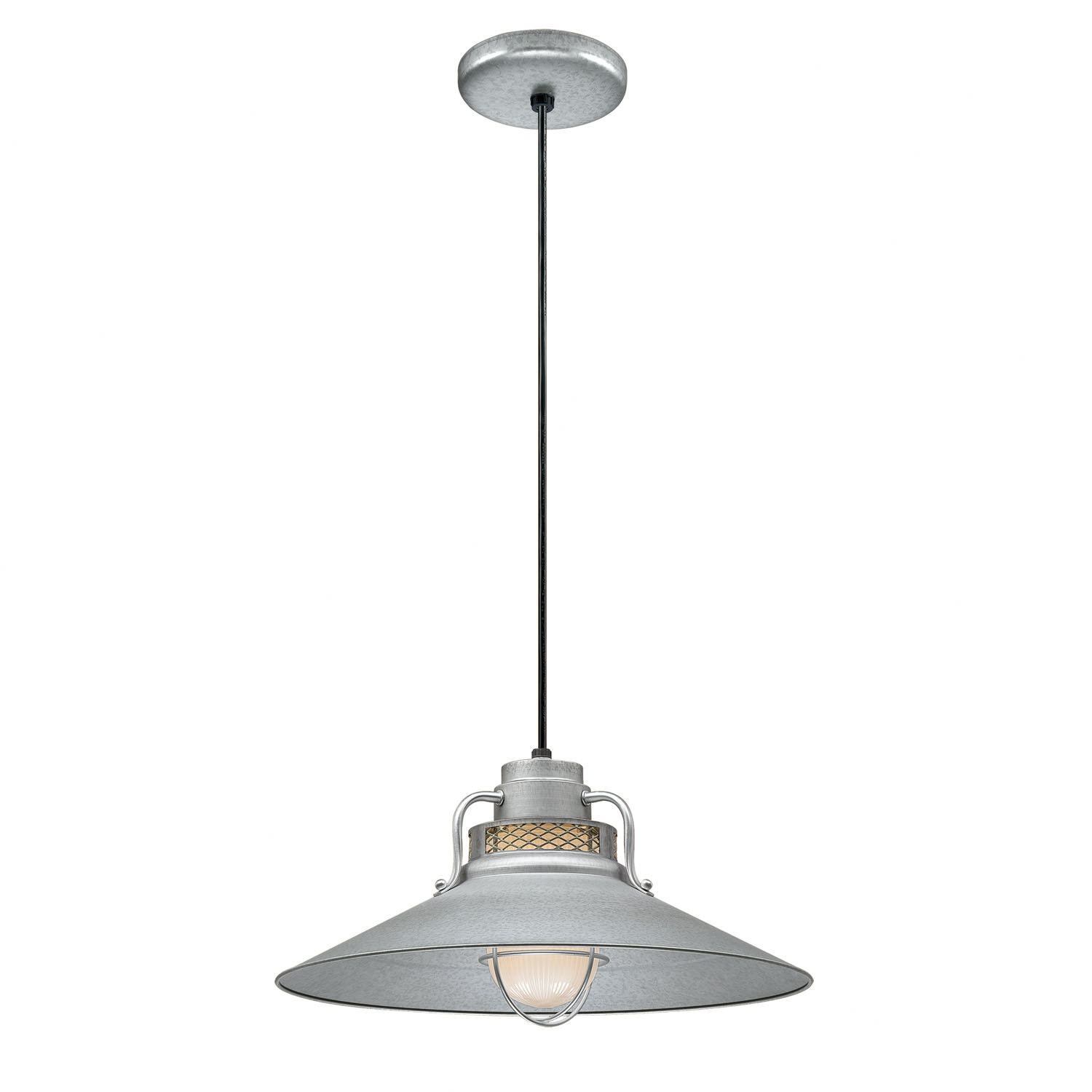 Fitzhugh 1 Light Cone Pendant Intended For Barrons 1 Light Single Cylinder Pendants (View 24 of 30)