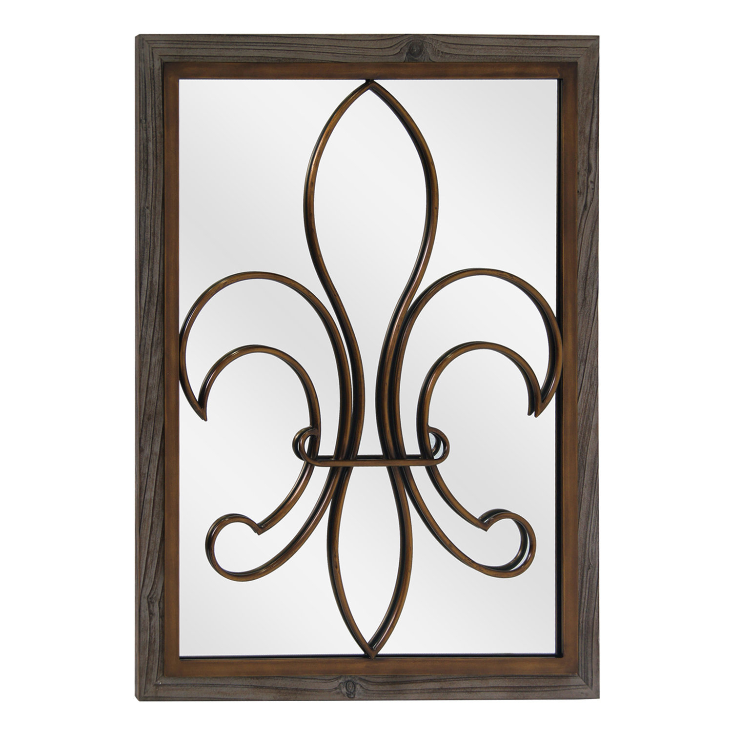 Fleur De Lis Metal Wall Art | Wayfair Inside 2 Piece Metal Wall Decor Sets By Fleur De Lis Living (View 9 of 30)