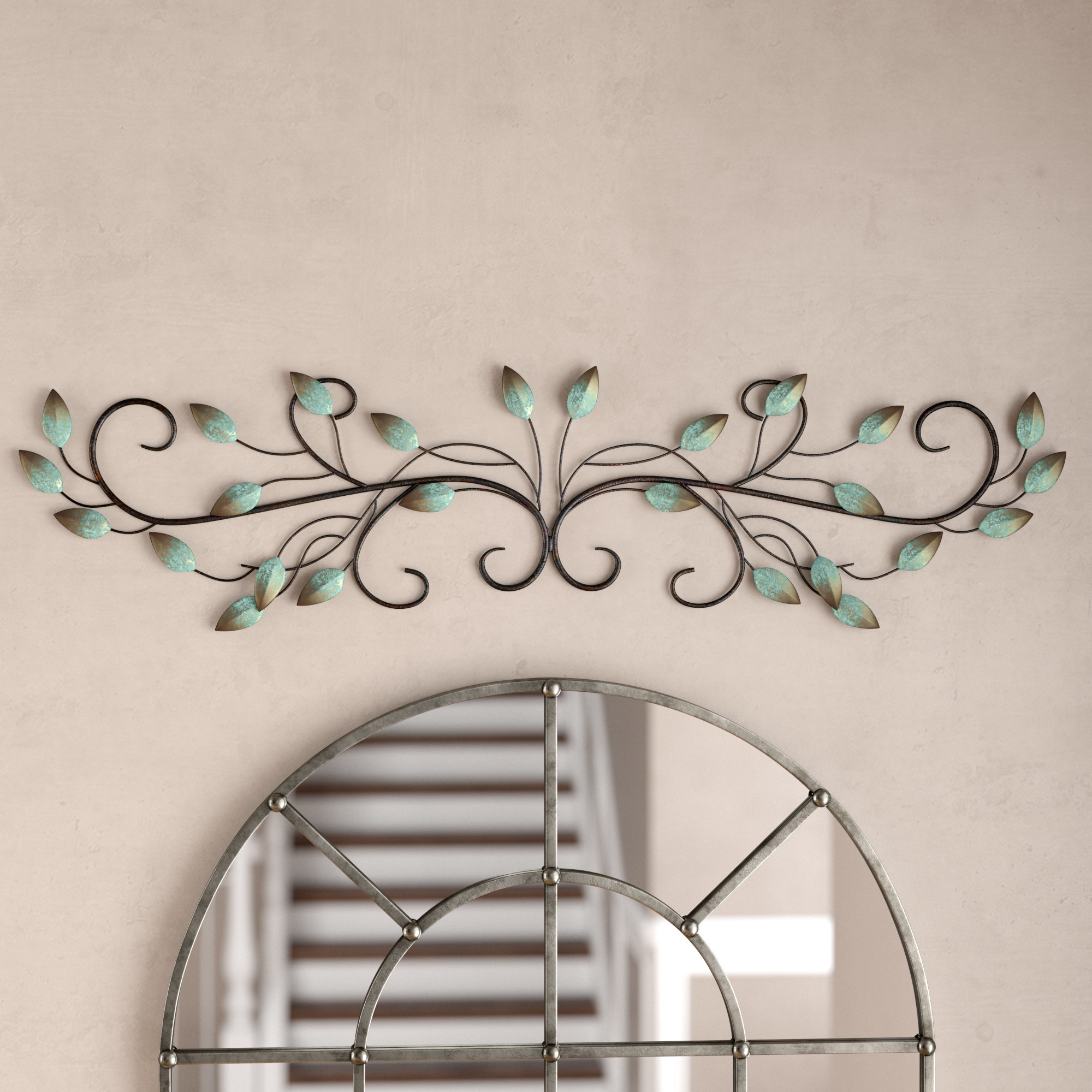 Flowing Leaves Wall Decor | Wayfair inside Flowing Leaves Wall Decor (Image 14 of 30)