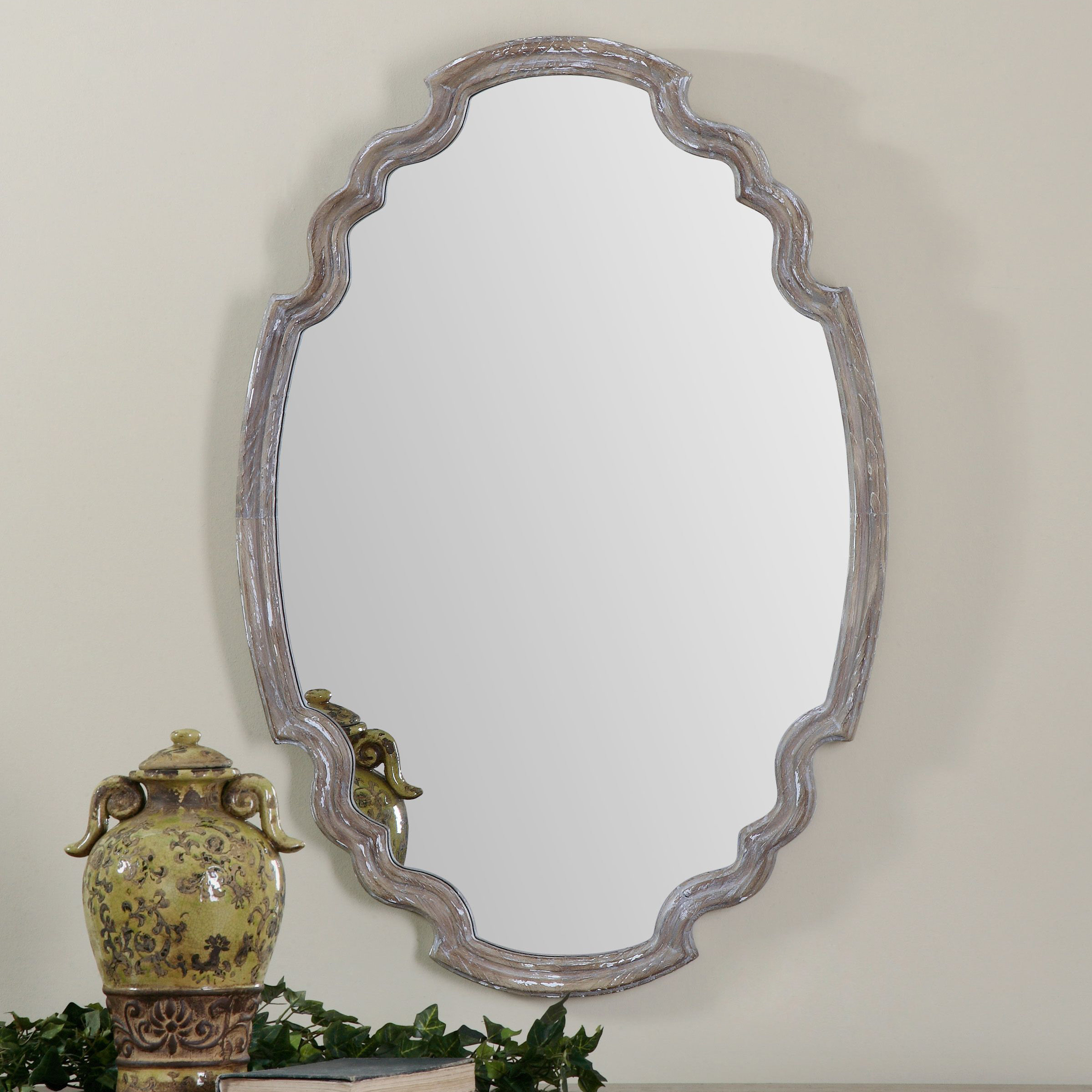 Framed Wall & Accent Mirrors   Allmodern With Regard To Rena Accent Mirrors (View 21 of 30)