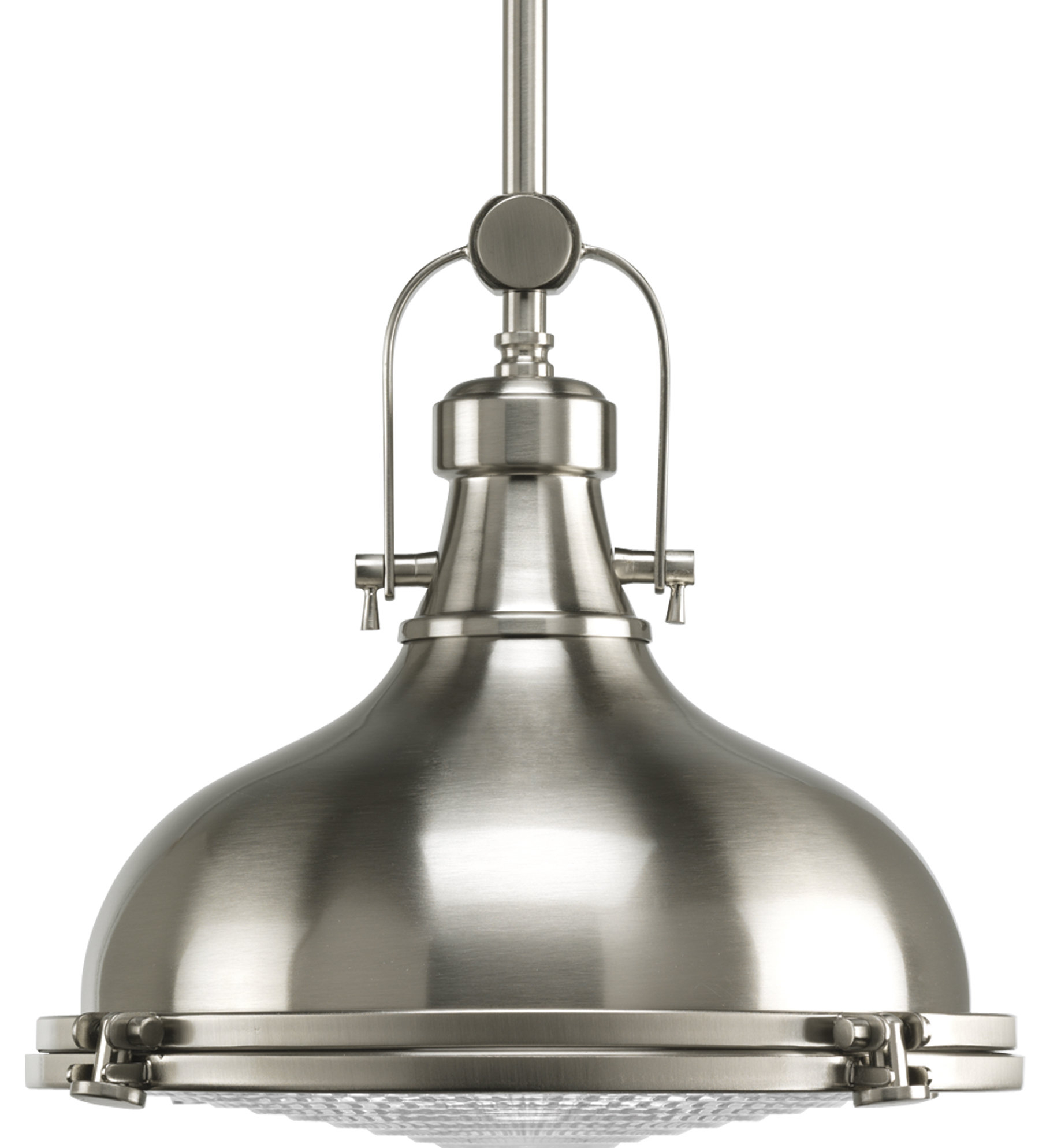 Freeda 1-Light Single Dome Pendant for 1-Light Single Dome Pendants (Image 12 of 30)