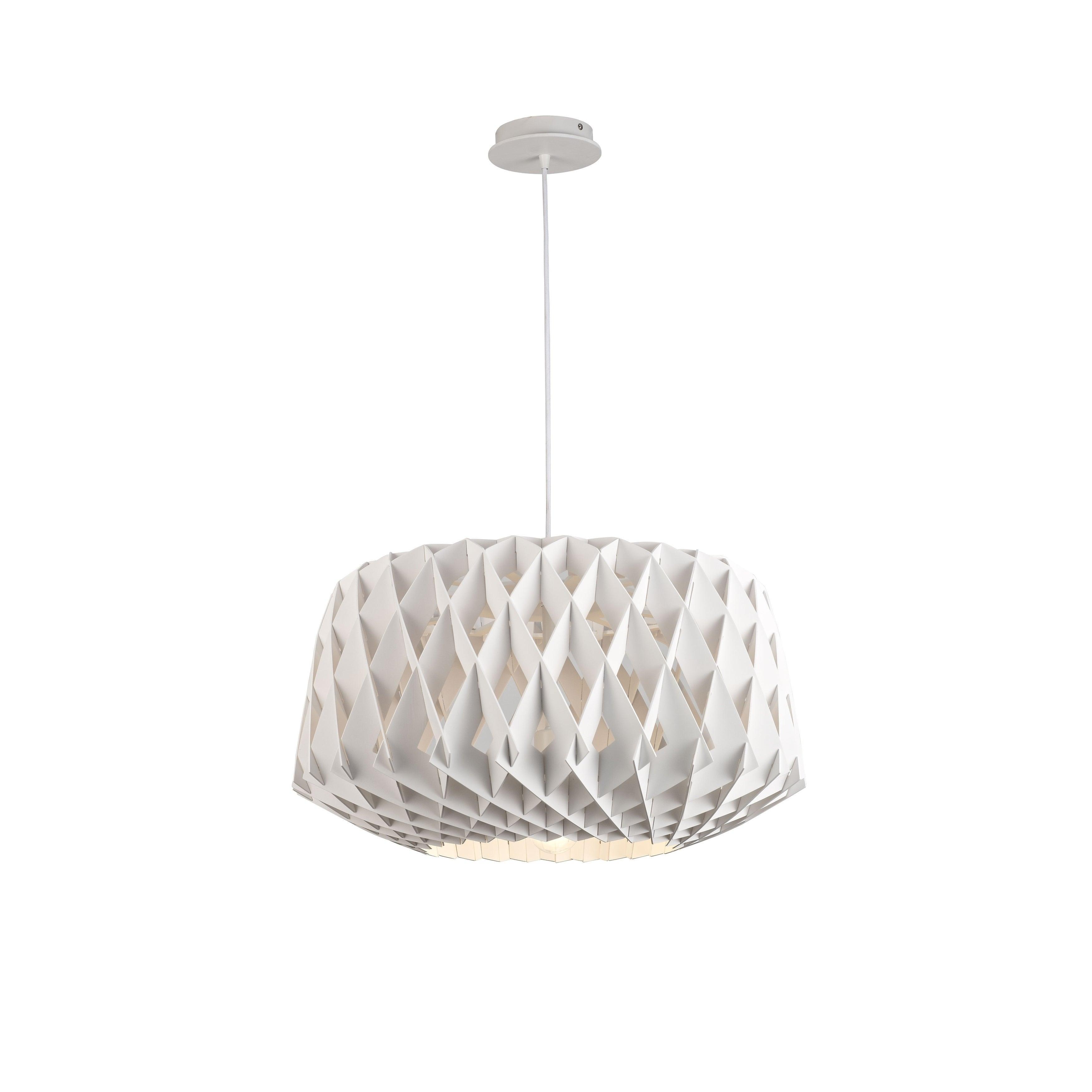 "Gabriella 22"" Pendant Lamp Within Gabriella 3 Light Lantern Chandeliers (View 16 of 30)"