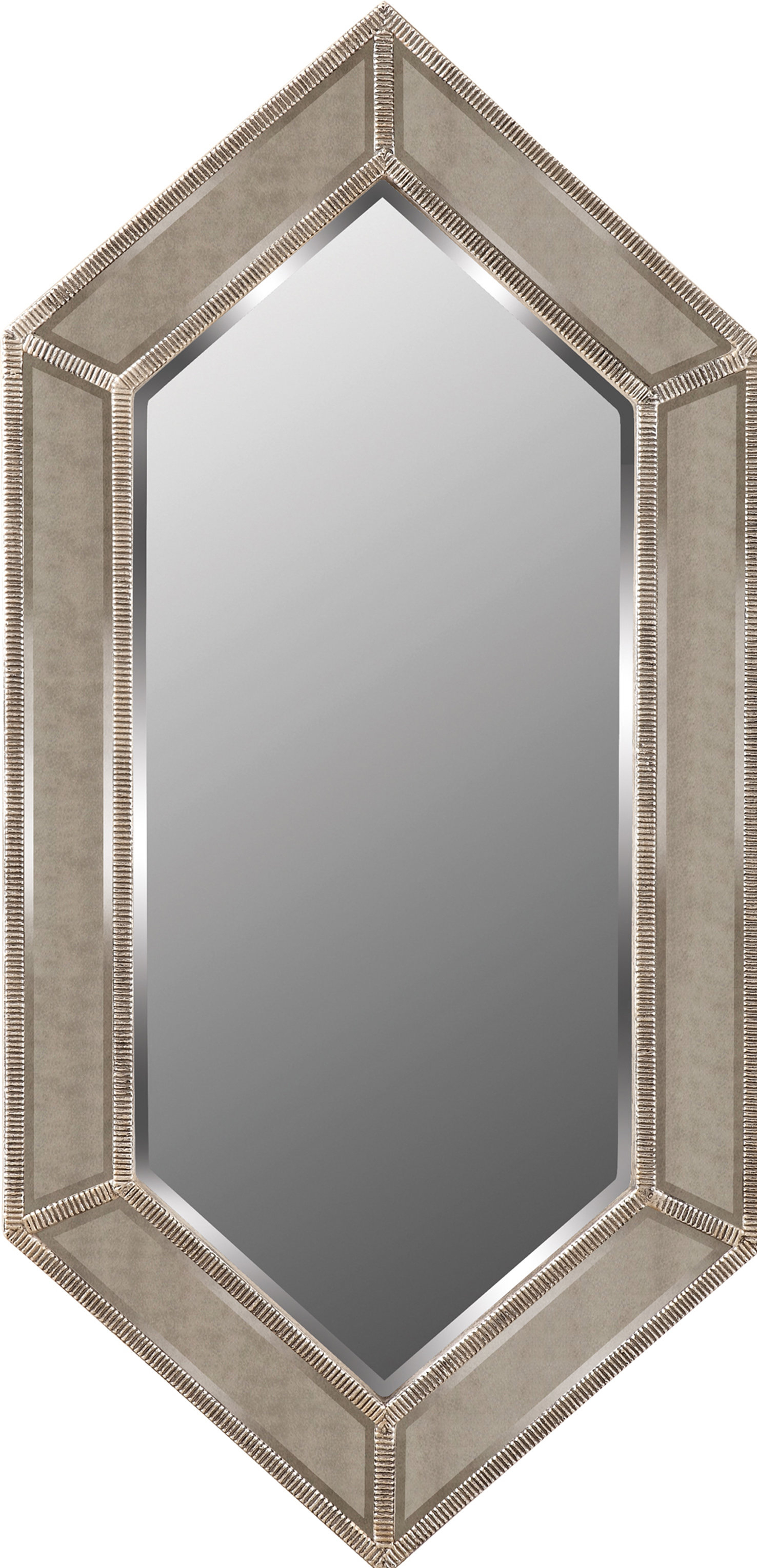 Galaxy Home Decoration Beaded Milton Accent Wall Mirror Within Beaded Accent Wall Mirrors (View 12 of 30)
