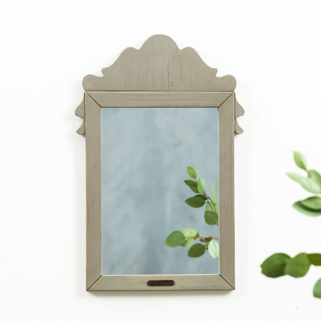 Gavin Mirror | For A Cozy Home | Decor, Magnolia Home Within Fifi Contemporary Arch Wall Mirrors (View 14 of 30)