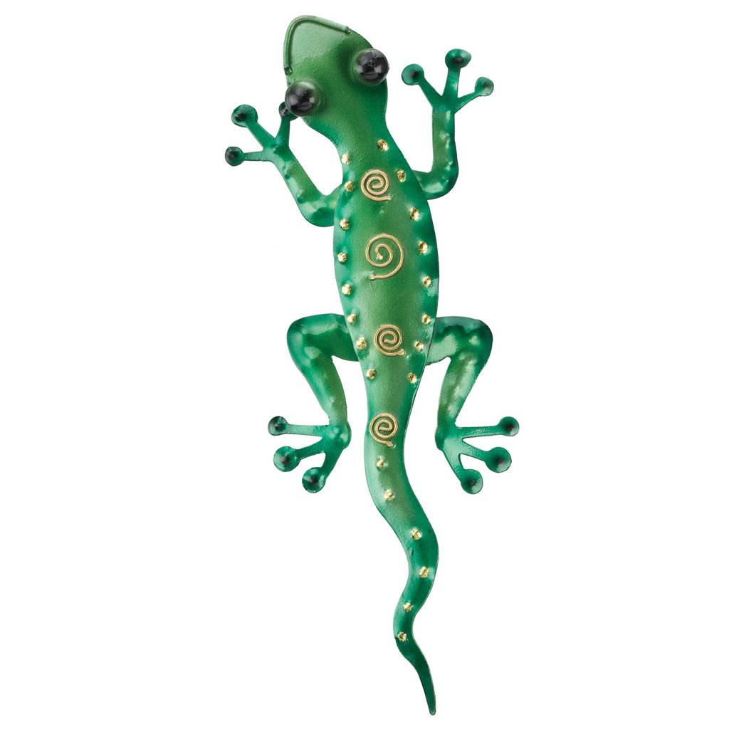 Gecko Decor 11 – Green Throughout Gecko Wall Decor (View 14 of 30)