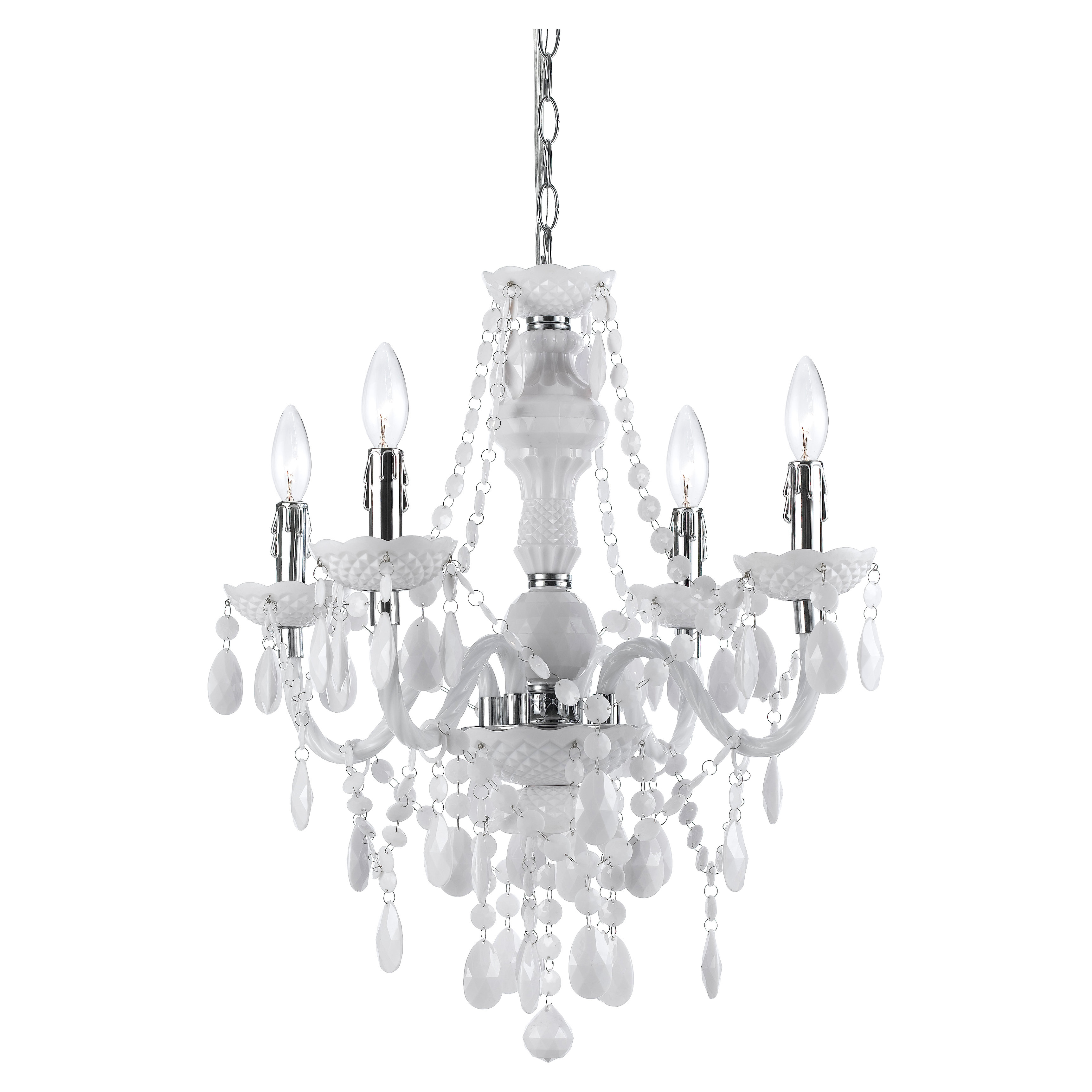 Geoffroy 4 Light Candle Style Chandelier With Regard To Aldora 4 Light Candle Style Chandeliers (View 6 of 30)