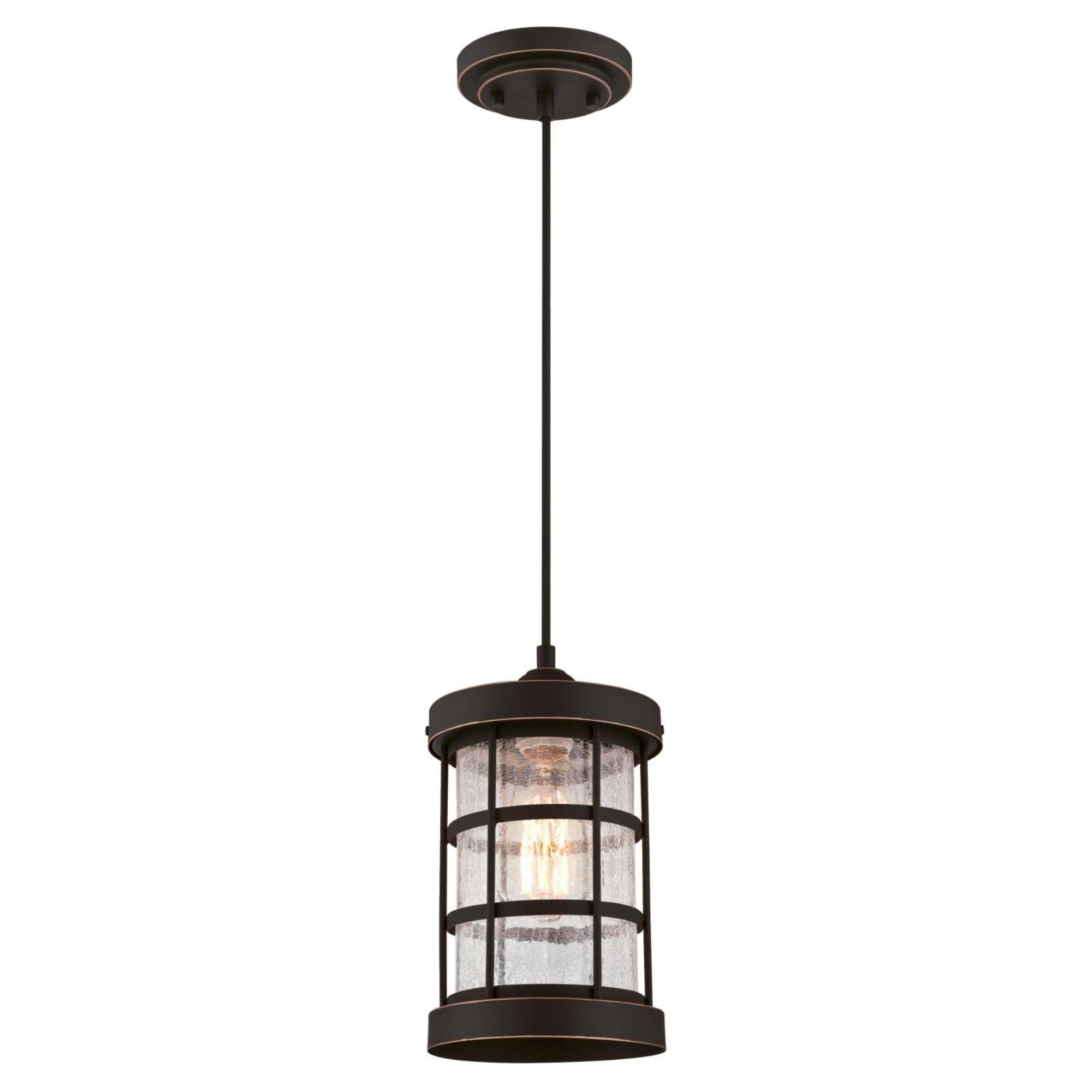 Gingras 1 Light Cylinder Pendant Within Barrons 1 Light Single Cylinder Pendants (View 9 of 30)