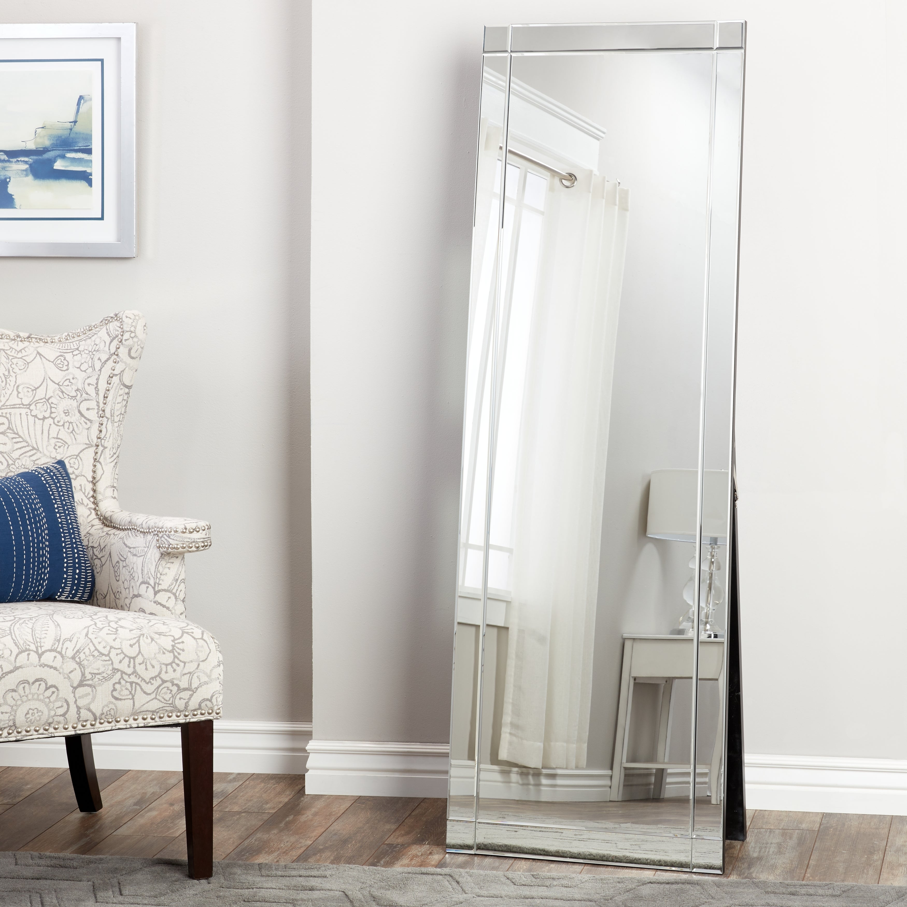 Glam Mirrors | Shop Online At Overstock Pertaining To Glam Beveled Accent Mirrors (View 23 of 30)