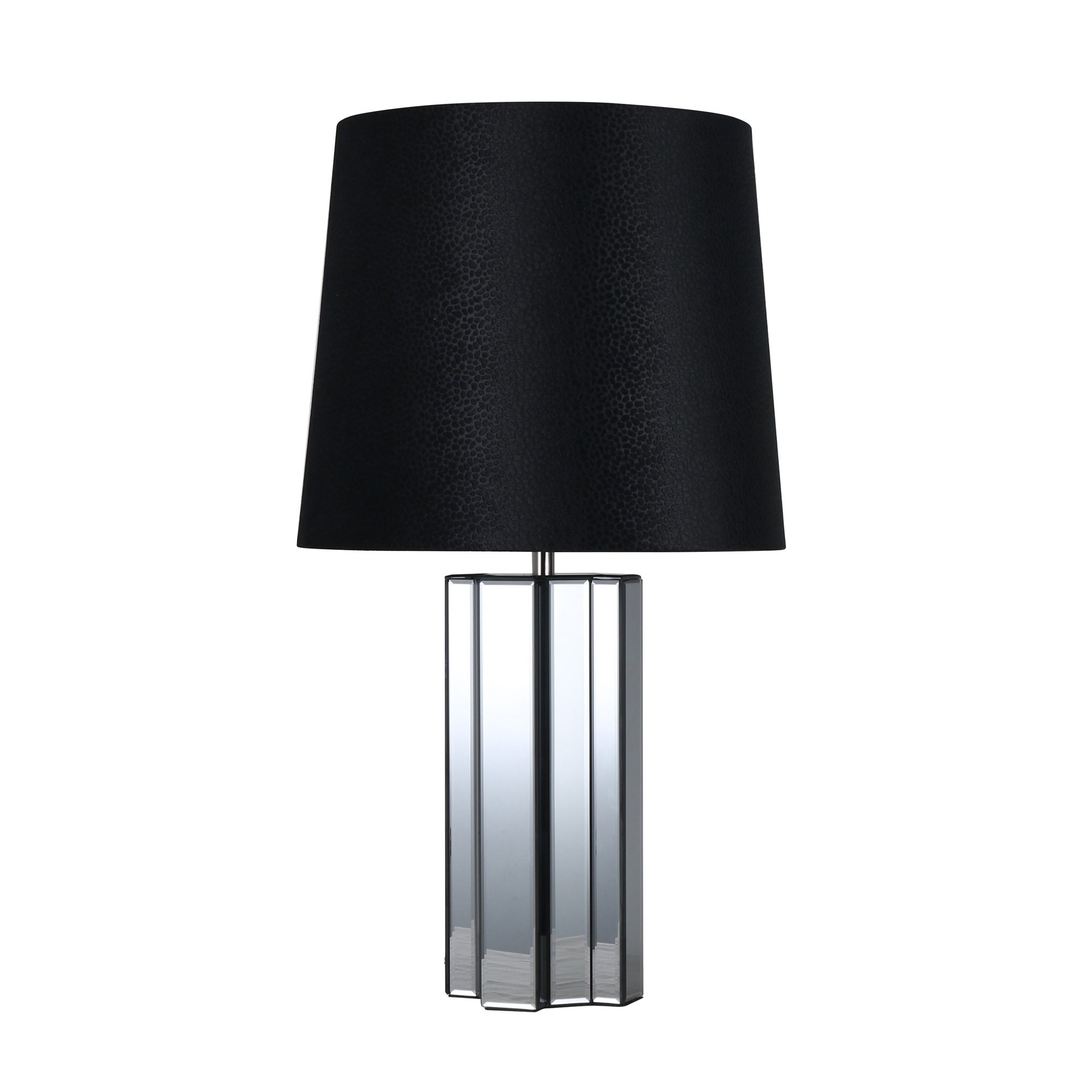 Glass, Black Table Lamps | Find Great Lamps & Lamp Shades intended for Jayce 1-Light Cylinder Pendants (Image 9 of 30)