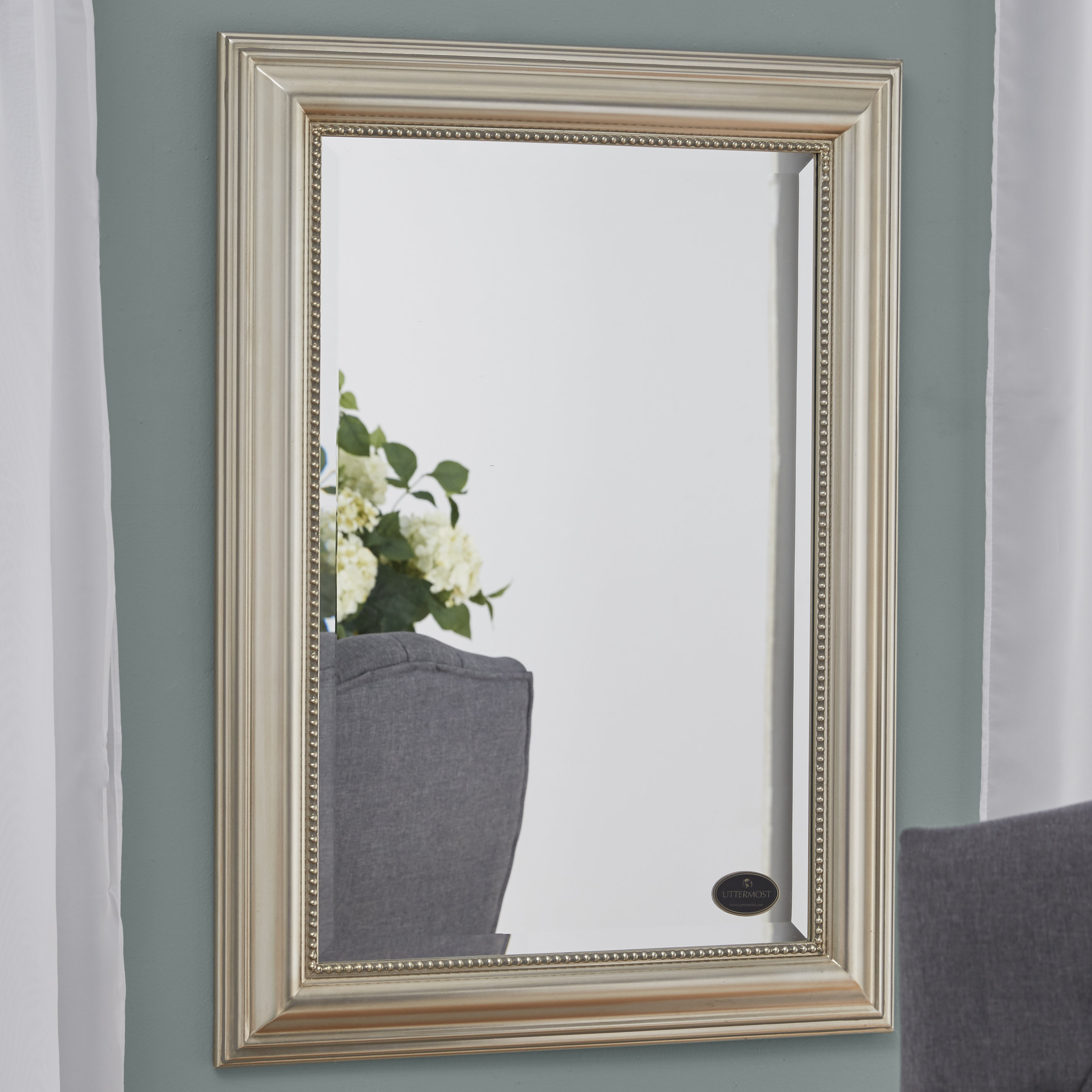 Glass Wall Mirrors | Joss & Main pertaining to Pennsburg Rectangle Wall Mirror (Image 8 of 30)