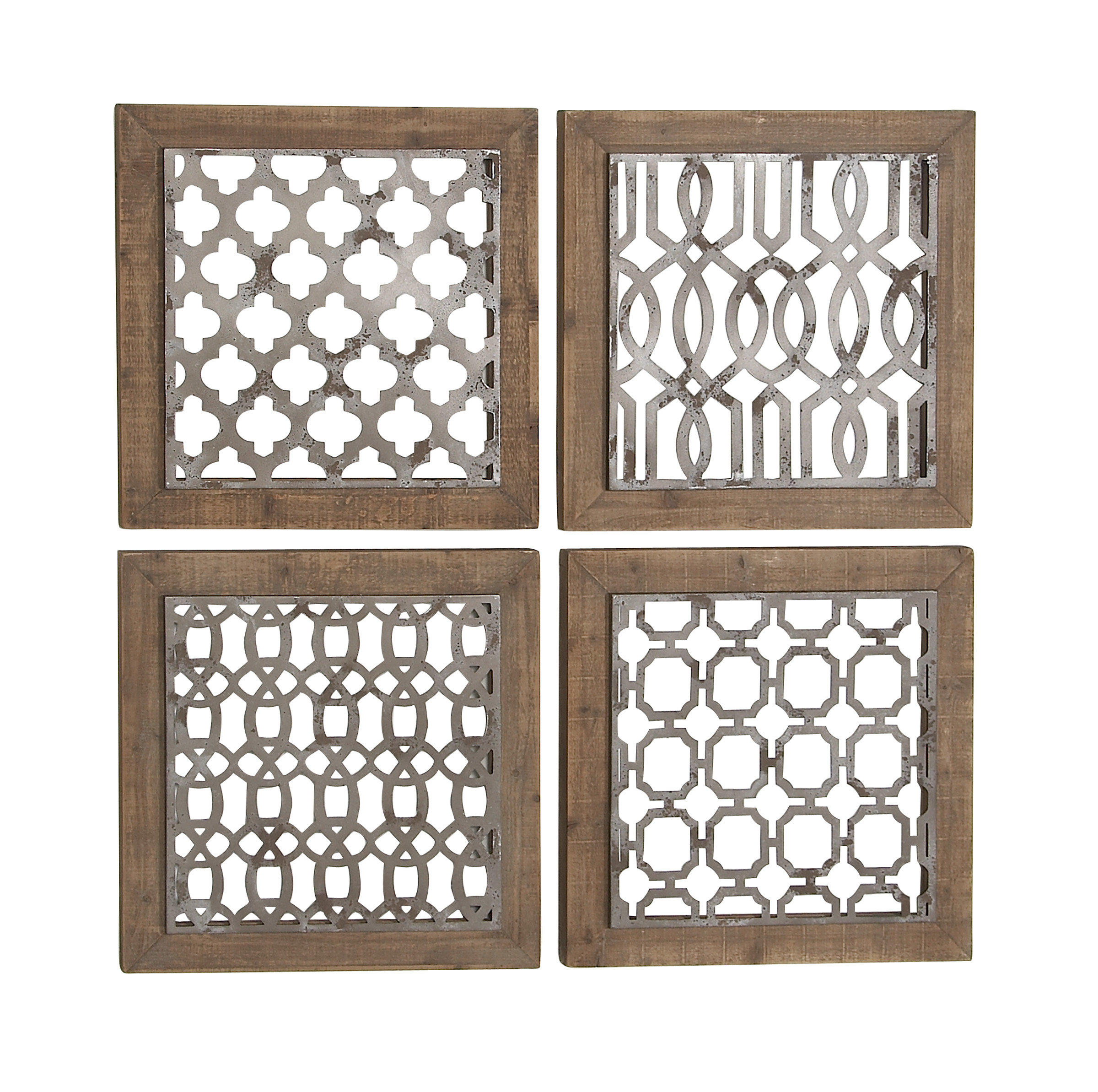 Global Inspired Wall Accents You'll Love In 2019 | Wayfair regarding 4 Piece Handwoven Wheel Wall Decor Sets (Image 17 of 30)