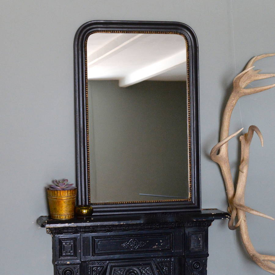 Gold Edged Vintage Wall Mirror Intended For Gold Arch Wall Mirrors (View 14 of 30)